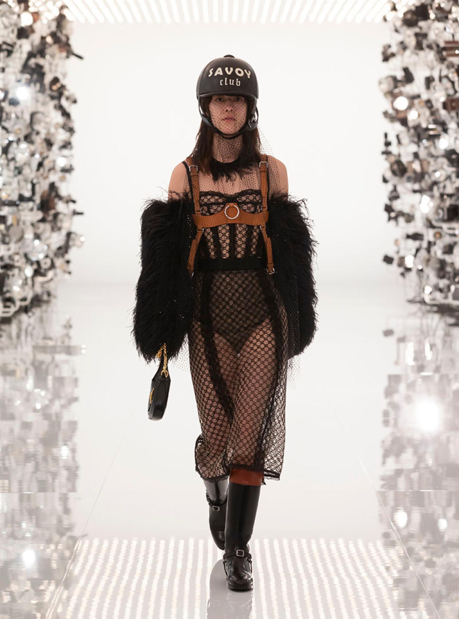 Así es Aria, la colección invierno 2021 de Gucci