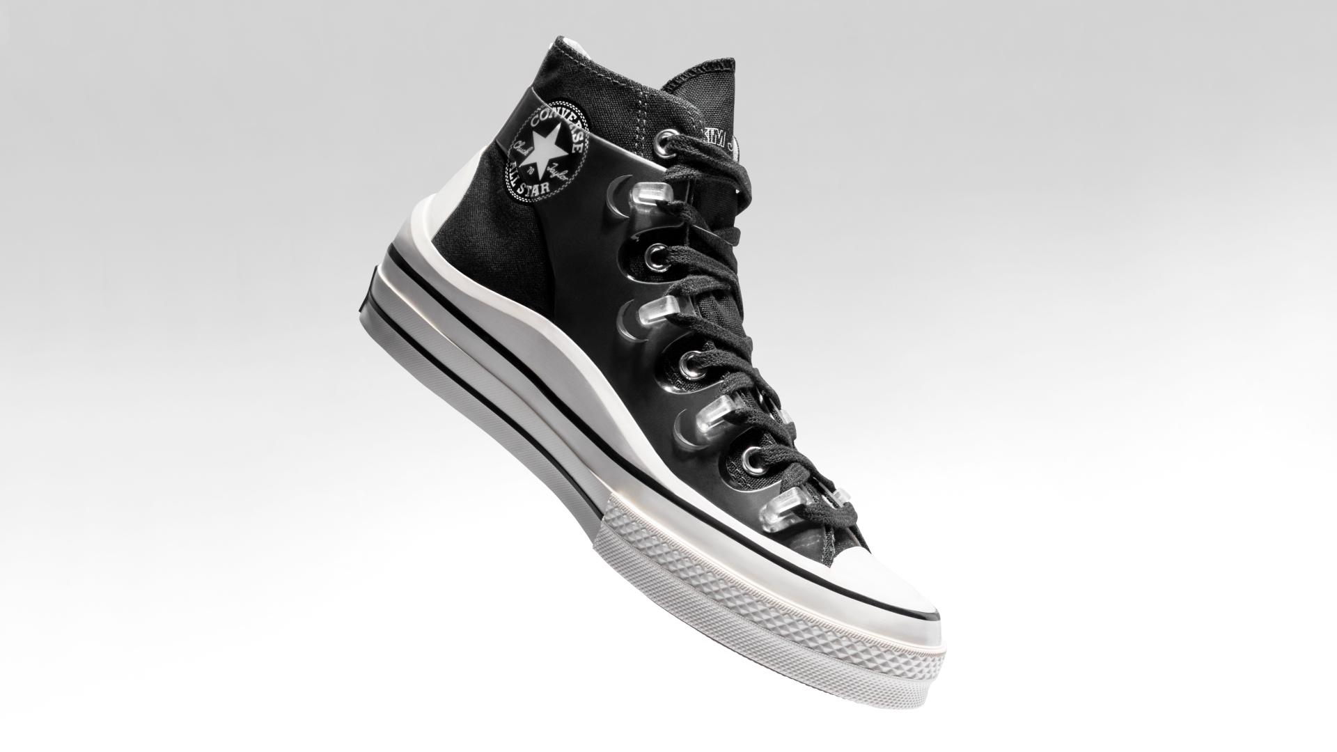 Kim Jones rediseñó las clásicas zapatillas Chuck Taylor de Converse