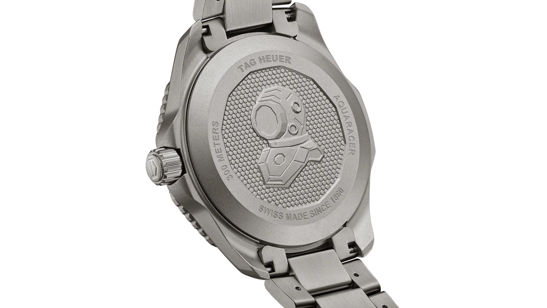 Así es el nuevo reloj insignia de TAG Heuer