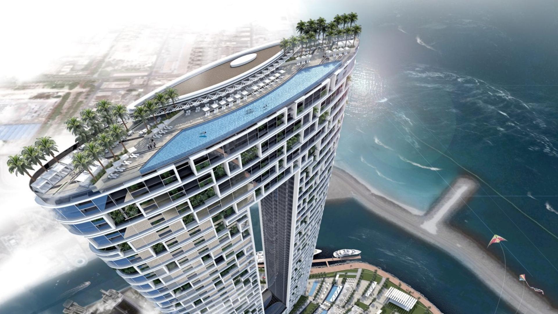 Address Beach Resort: así es el nuevo hotel en Dubái — Muy Cosmopolitas