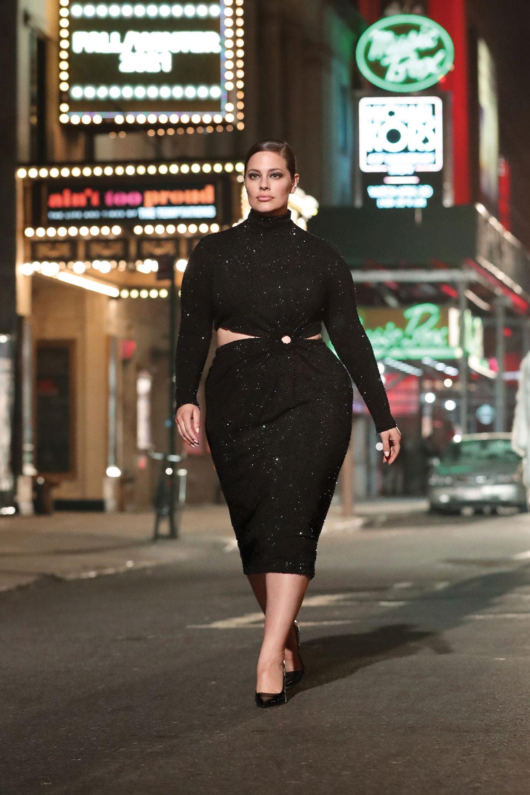 Ashley Graham la modelo que cambió el paradigma de las pasarelas