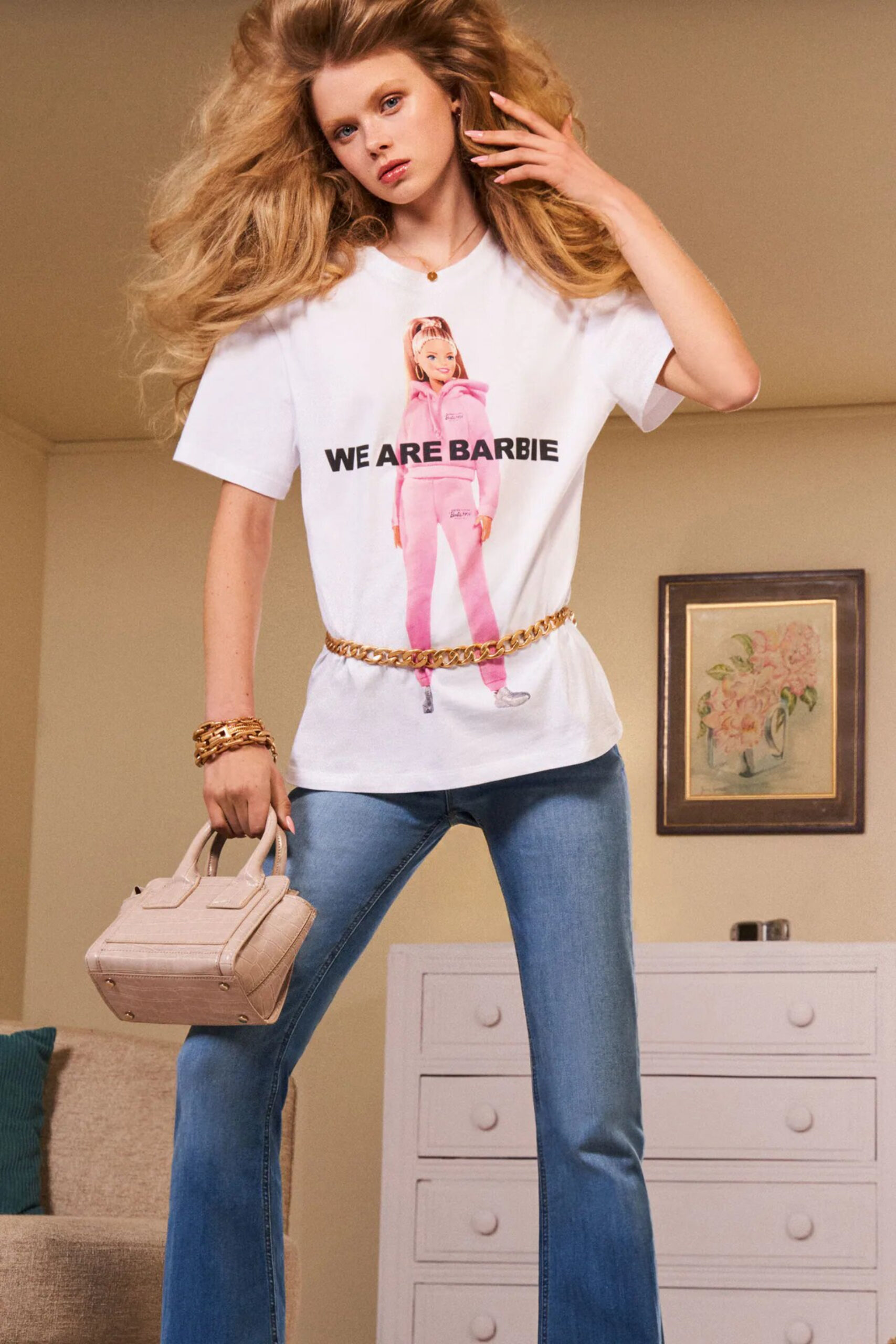 Barbie x Zara, una colección con fines solidarios