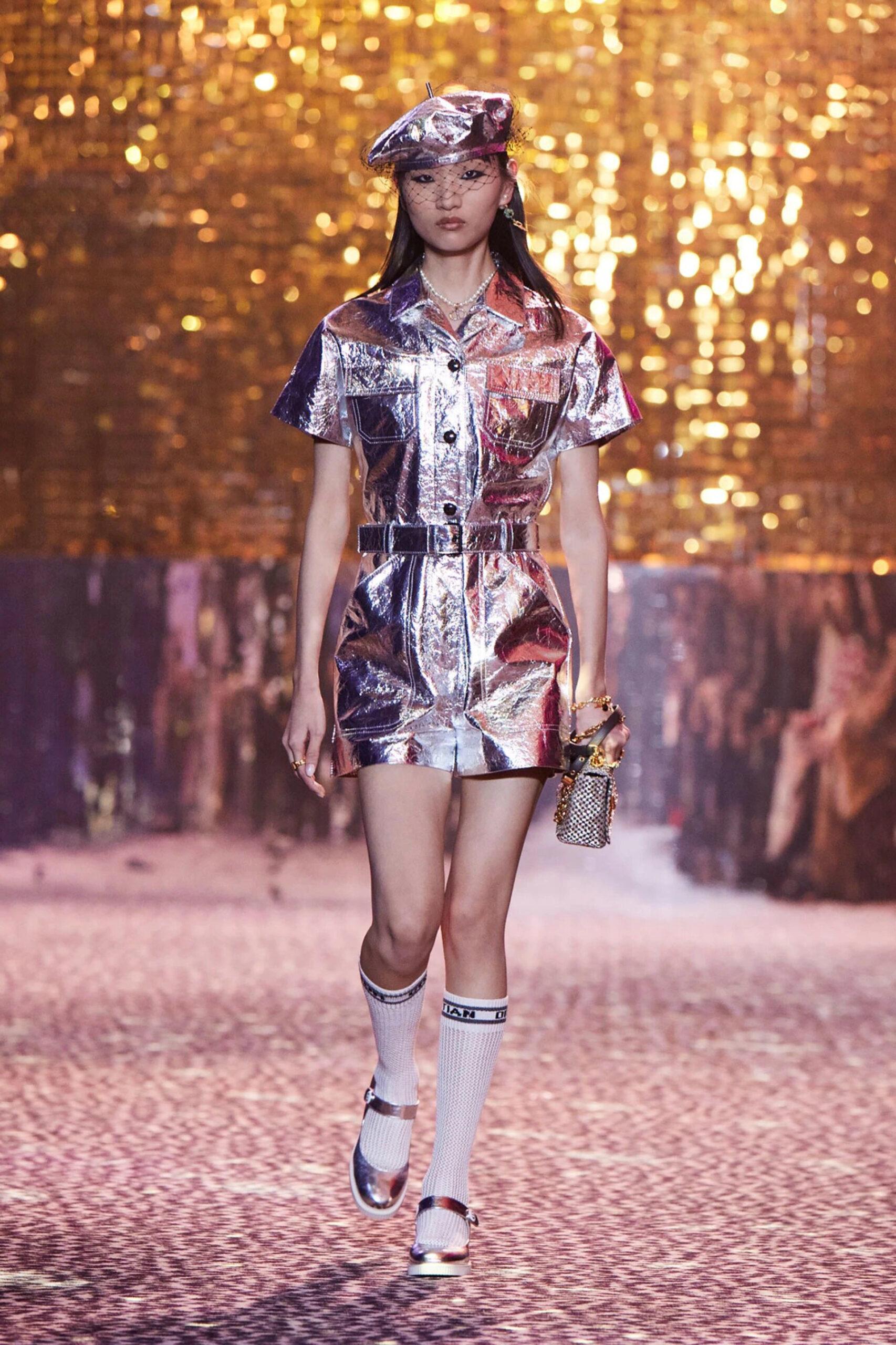 Dior presentó su colección pre-fall 2021 en Shanghái