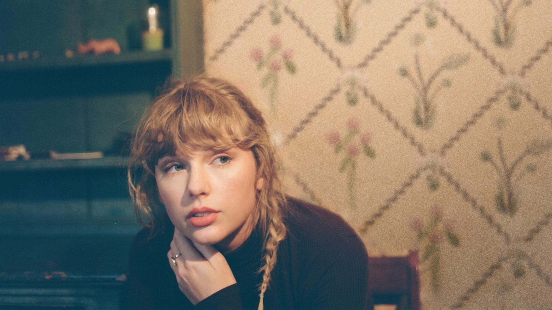 Así es la reversión del disco Fearless de Taylor Swift