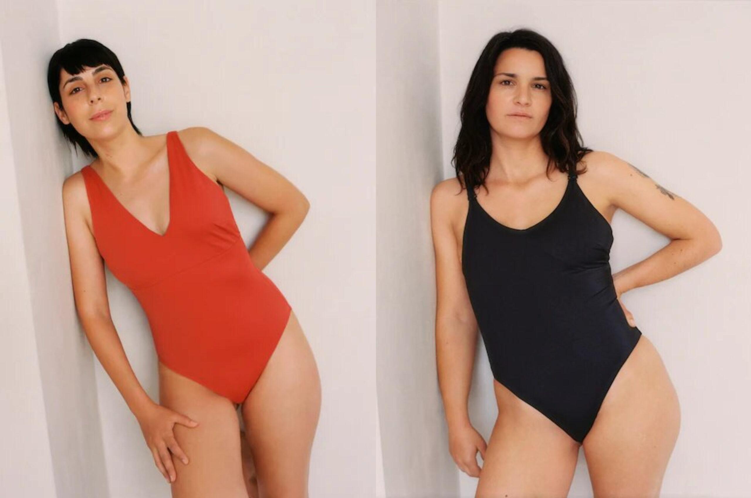 Mango lanzó su línea de lencería adaptable para mujeres: imágenes
