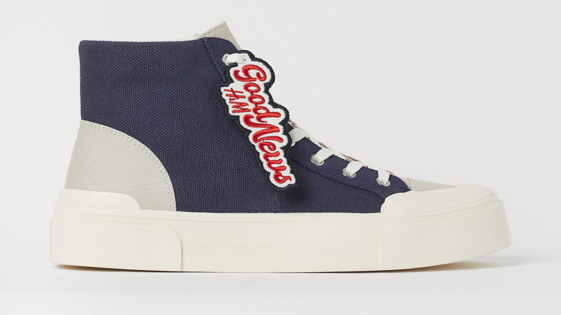 Así son las nuevas zapatillas veganas de H&M