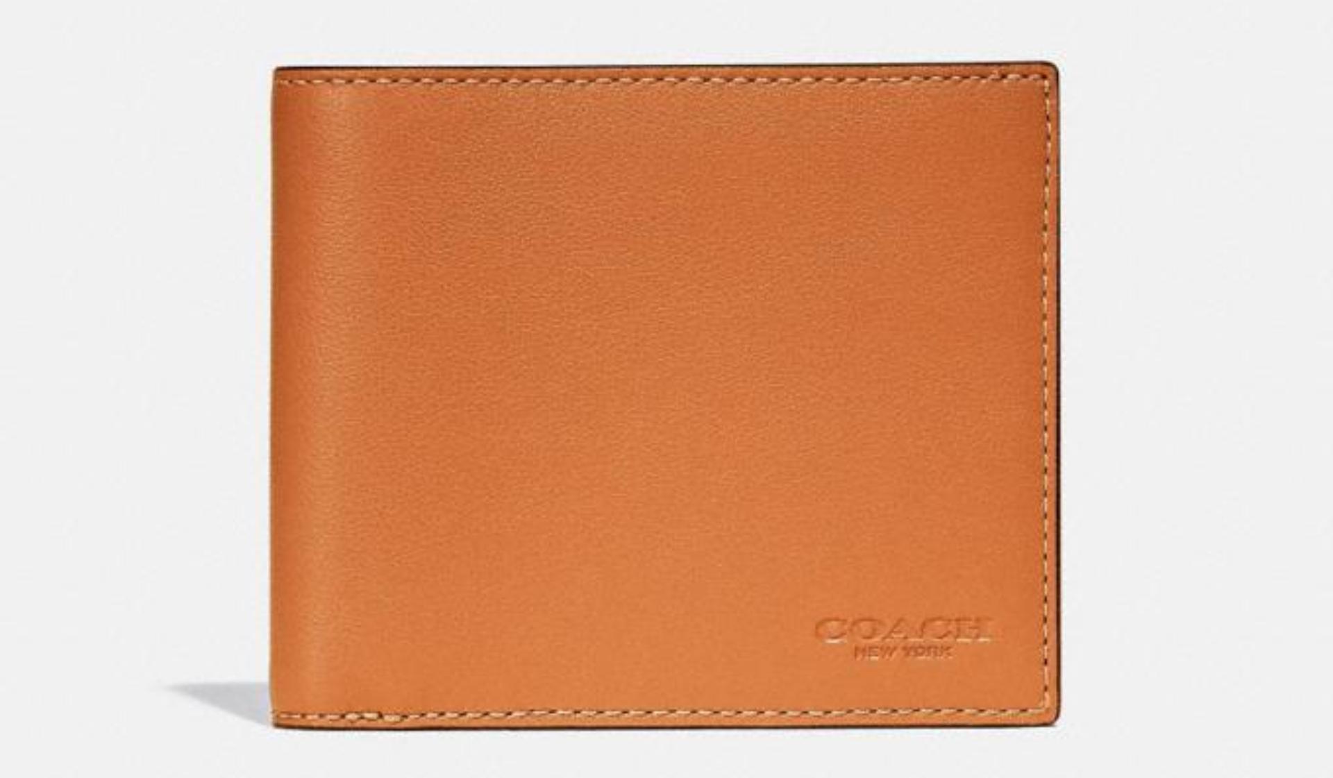 Cinco billeteras para hombres con estilo en imágenes