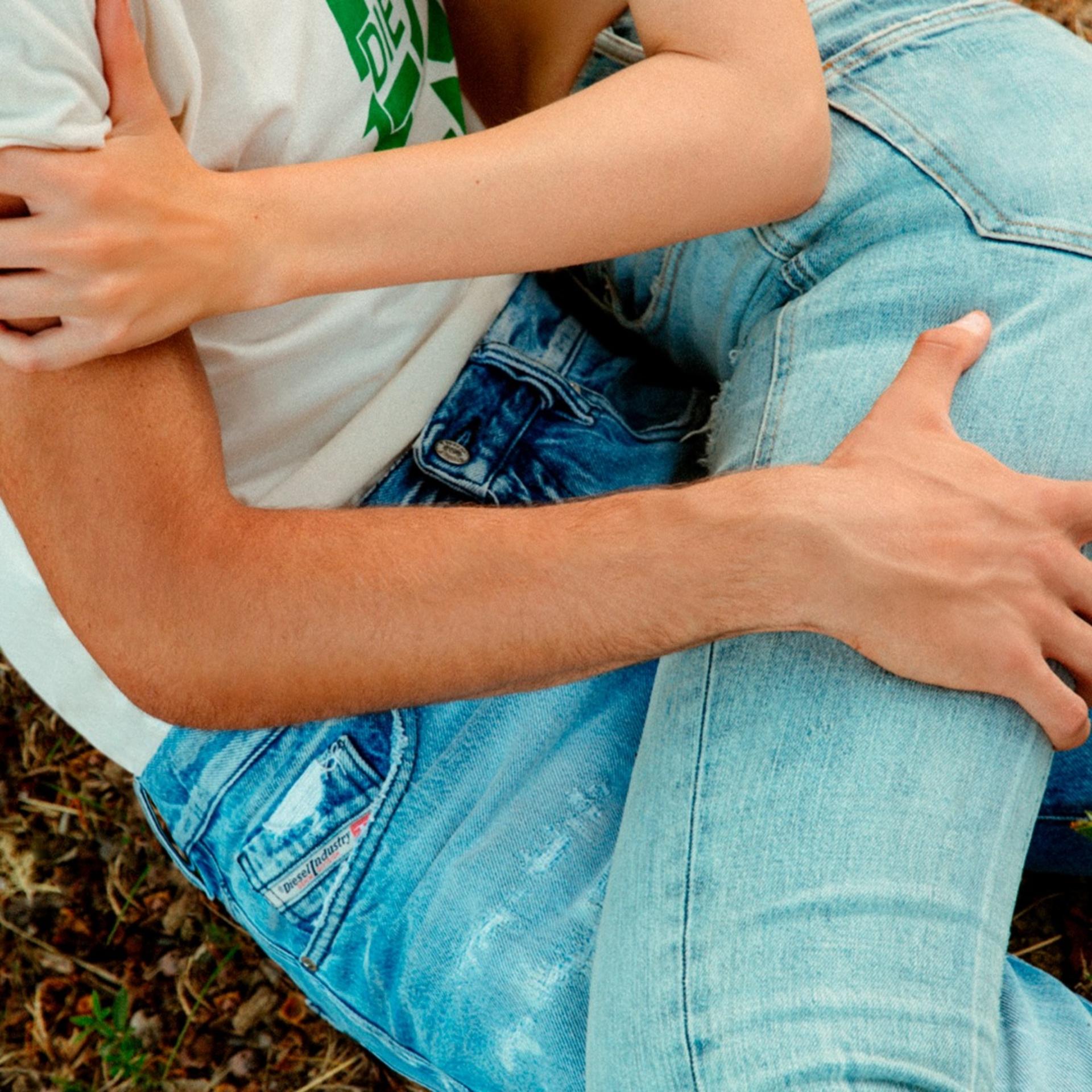 Diesel presentó su nueva línea de jeans ecológicos