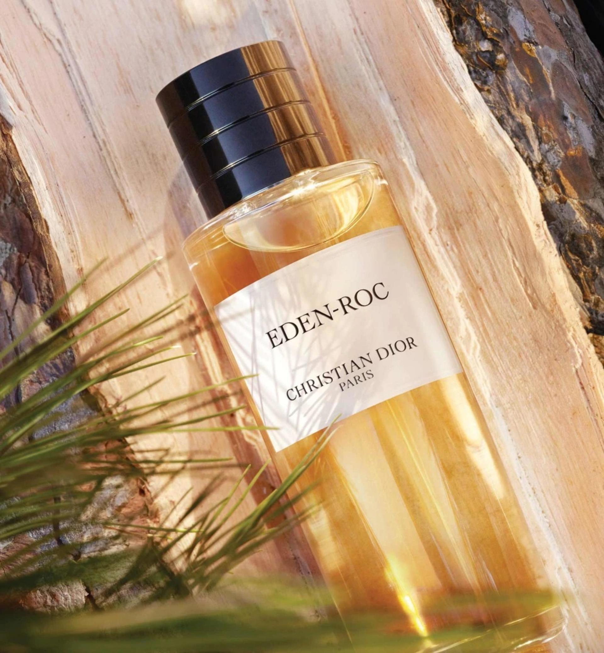 Así es Eden Roc el nuevo perfume de Dior