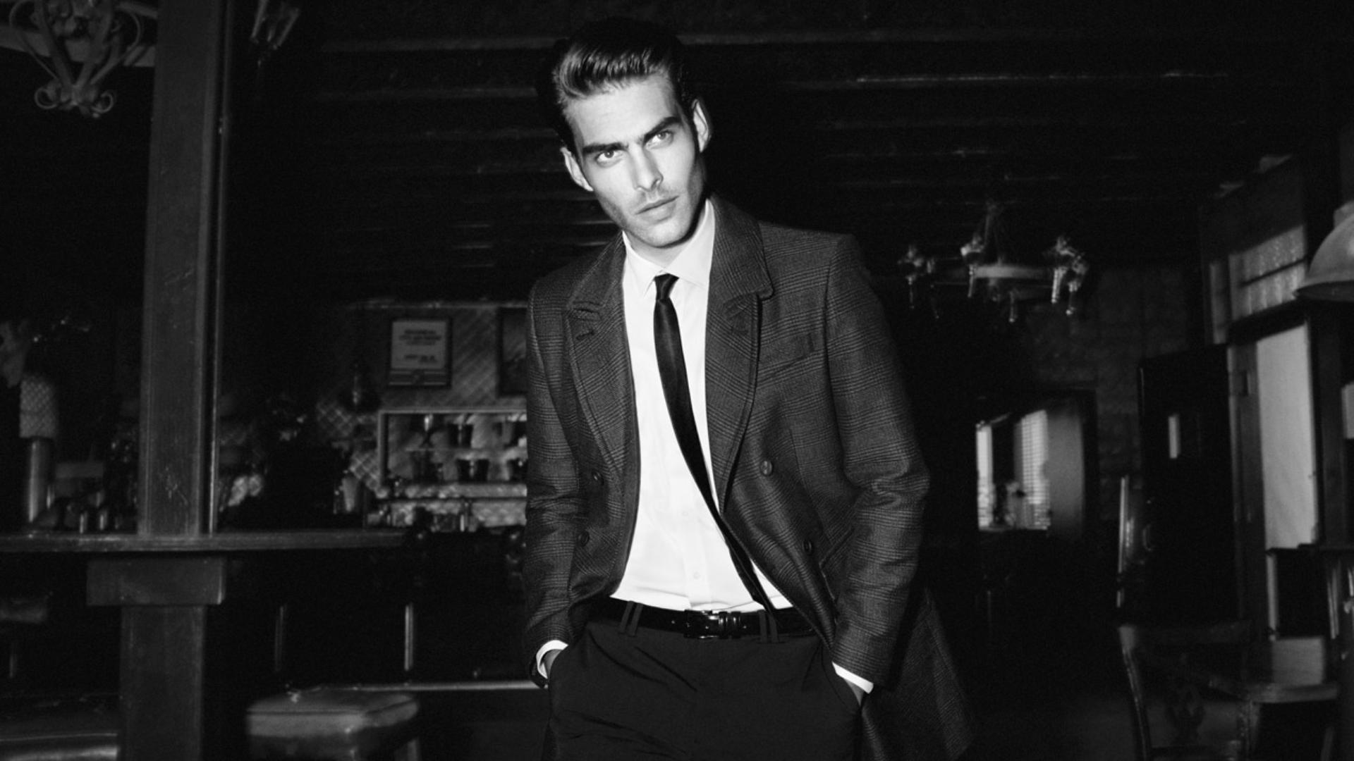 Jon Kortajarena, el modelo español más atractivo