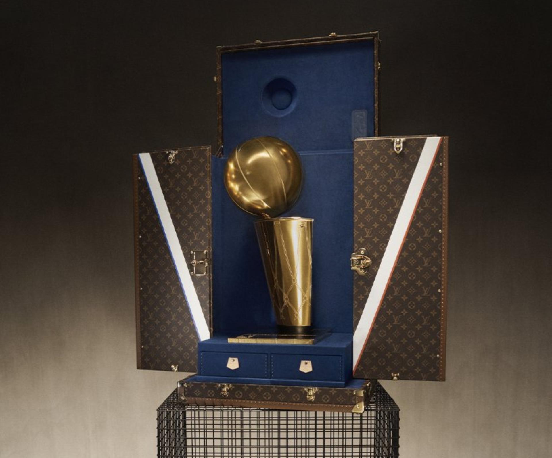 Louis Vuitton x NBA: una colección retro y sport