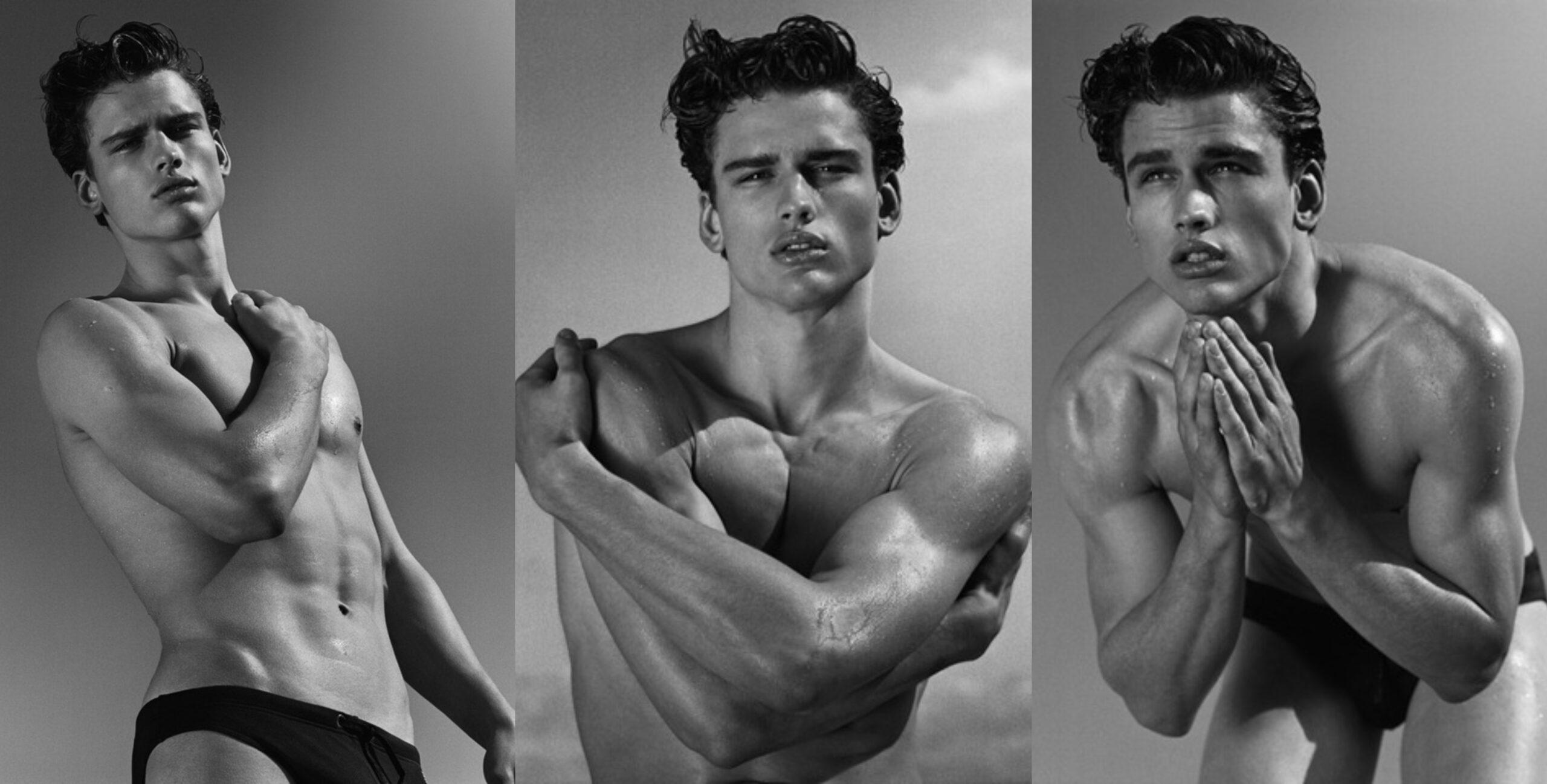 ¿Quién es Simon Nessman, el modelo canadiense?