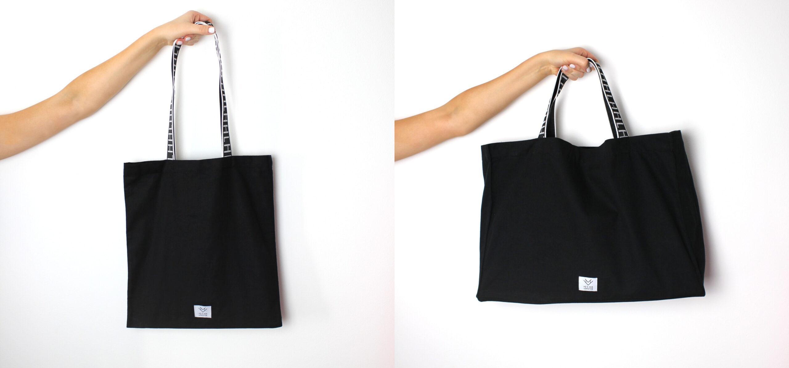 Tote bag, el bolso informal que logró imponerse