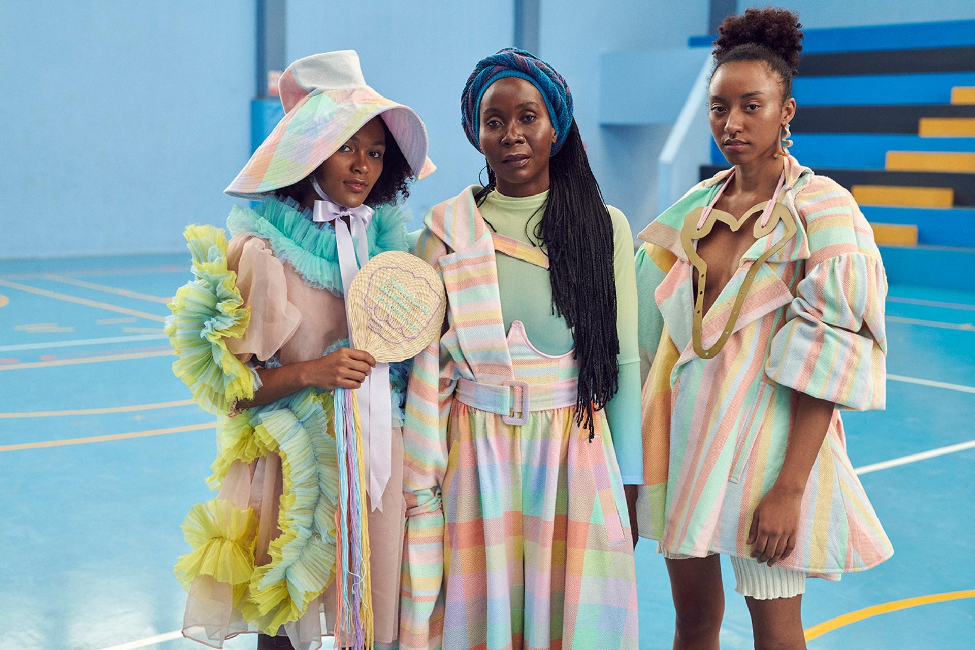 Nuevos talentos: cinco diseñadores de moda emergentes para tener en el radar