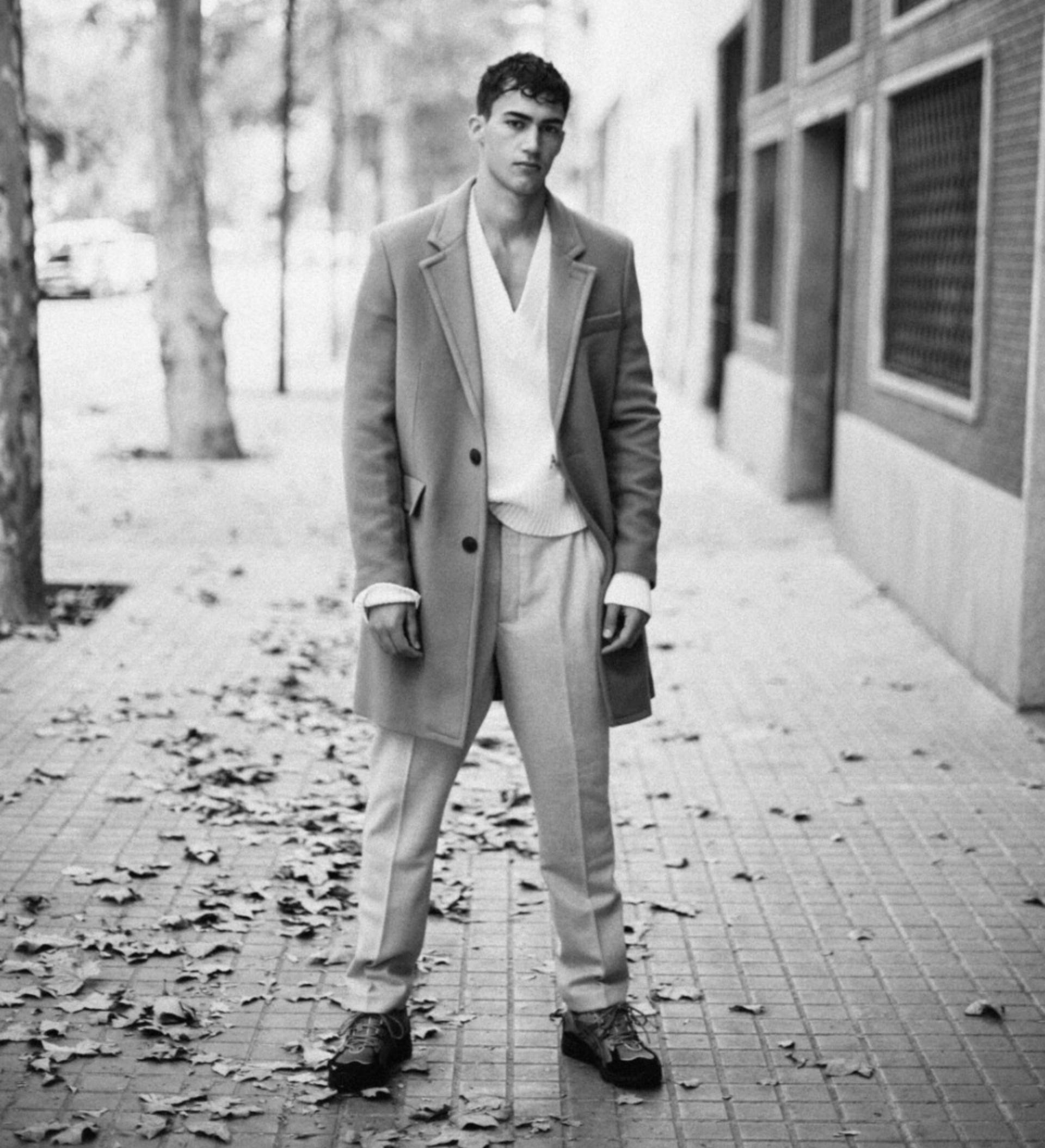 Alessio Pozzi el modelo italiano que enciende las campañas publicitarias