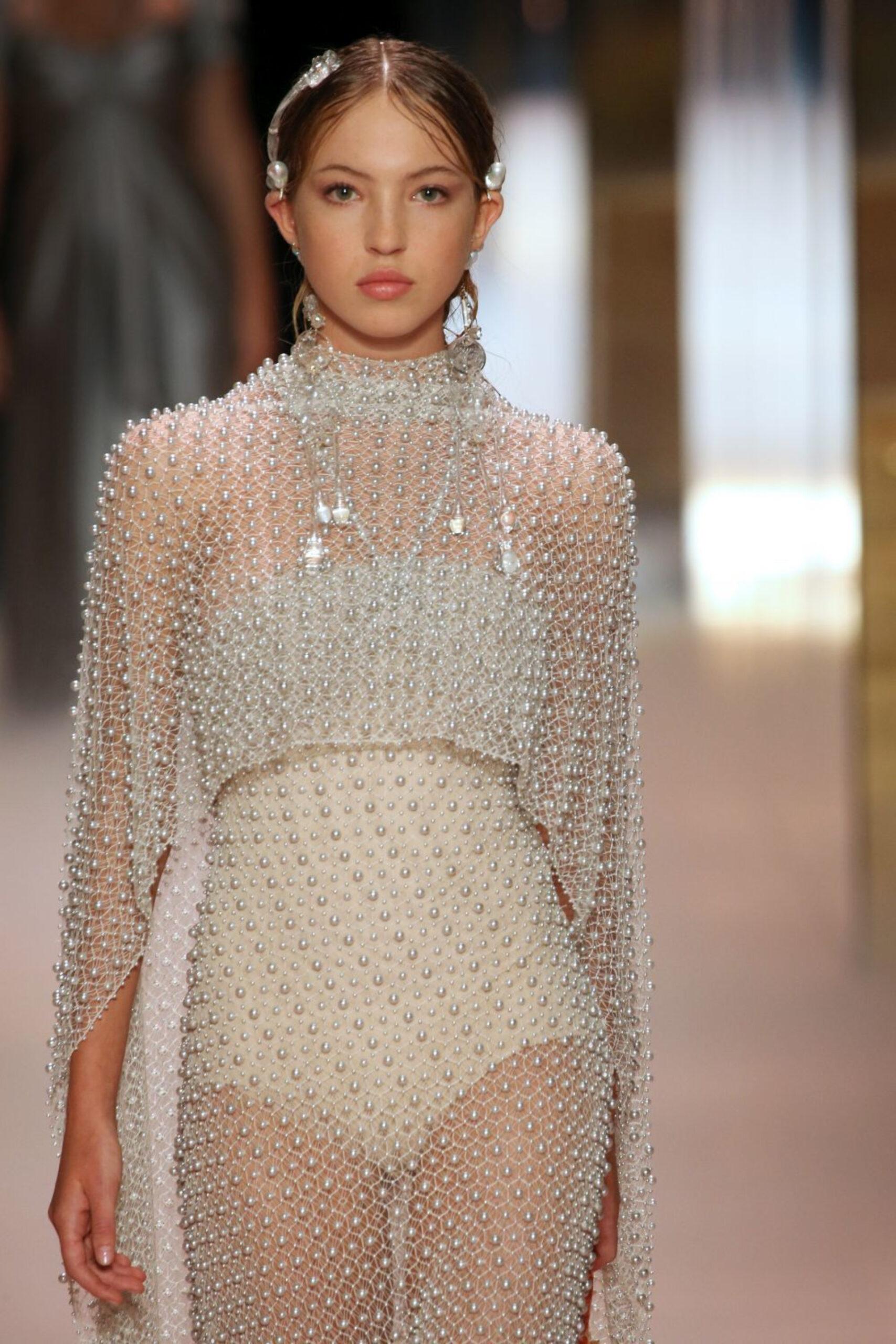 Lila Moss, la modelo sigue los pasos de Kate Moss