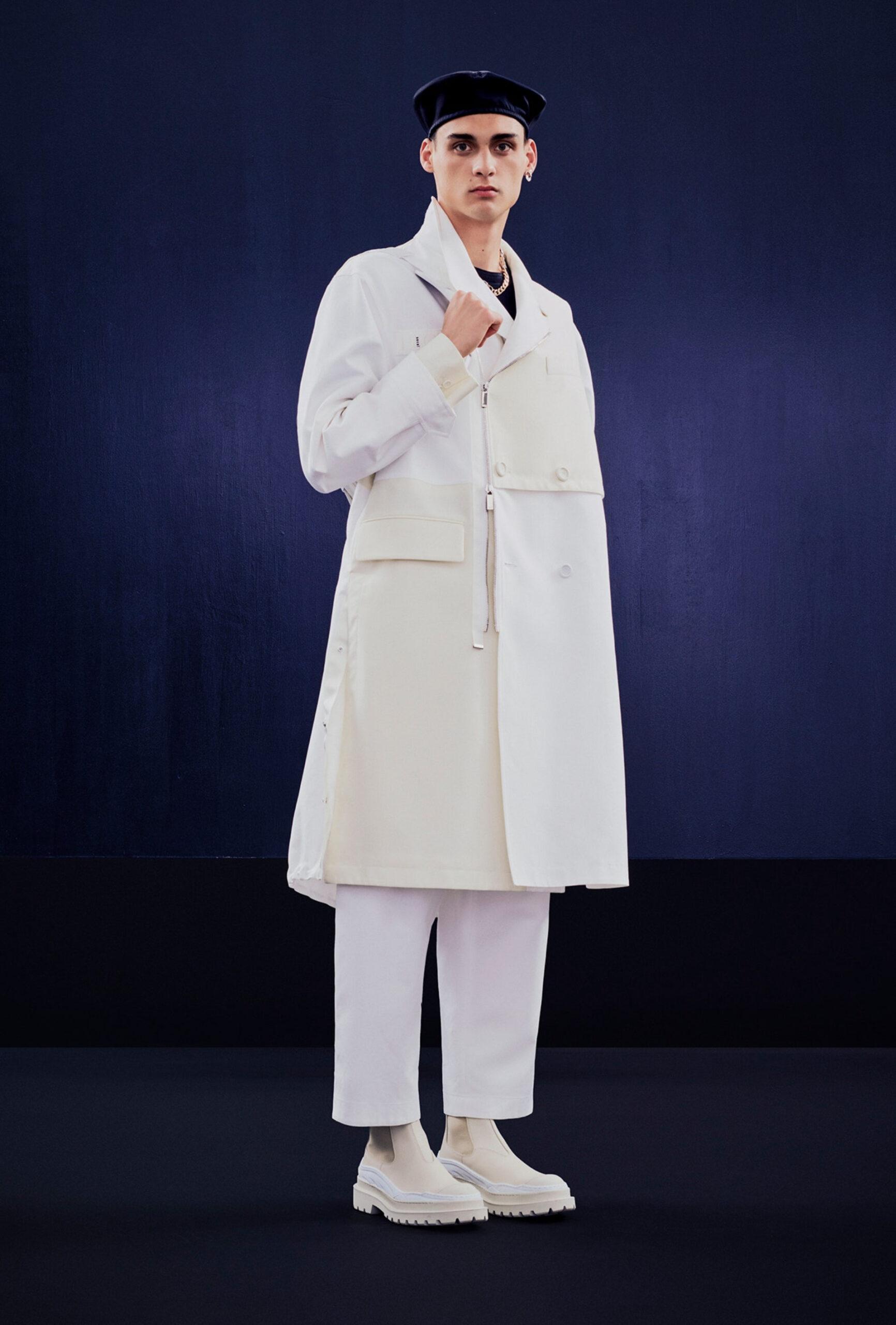 Dior dio a conocer la nueva cápsula con Sacai