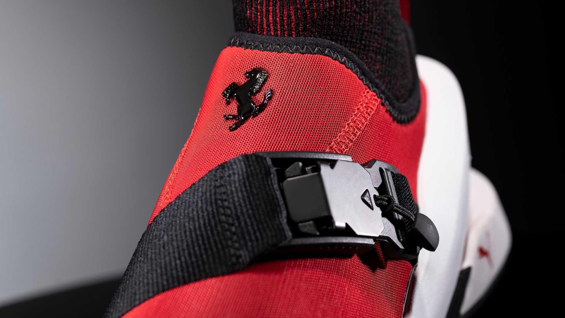 "Puma x Ferrari: así son las zapatillas ""IONF"""