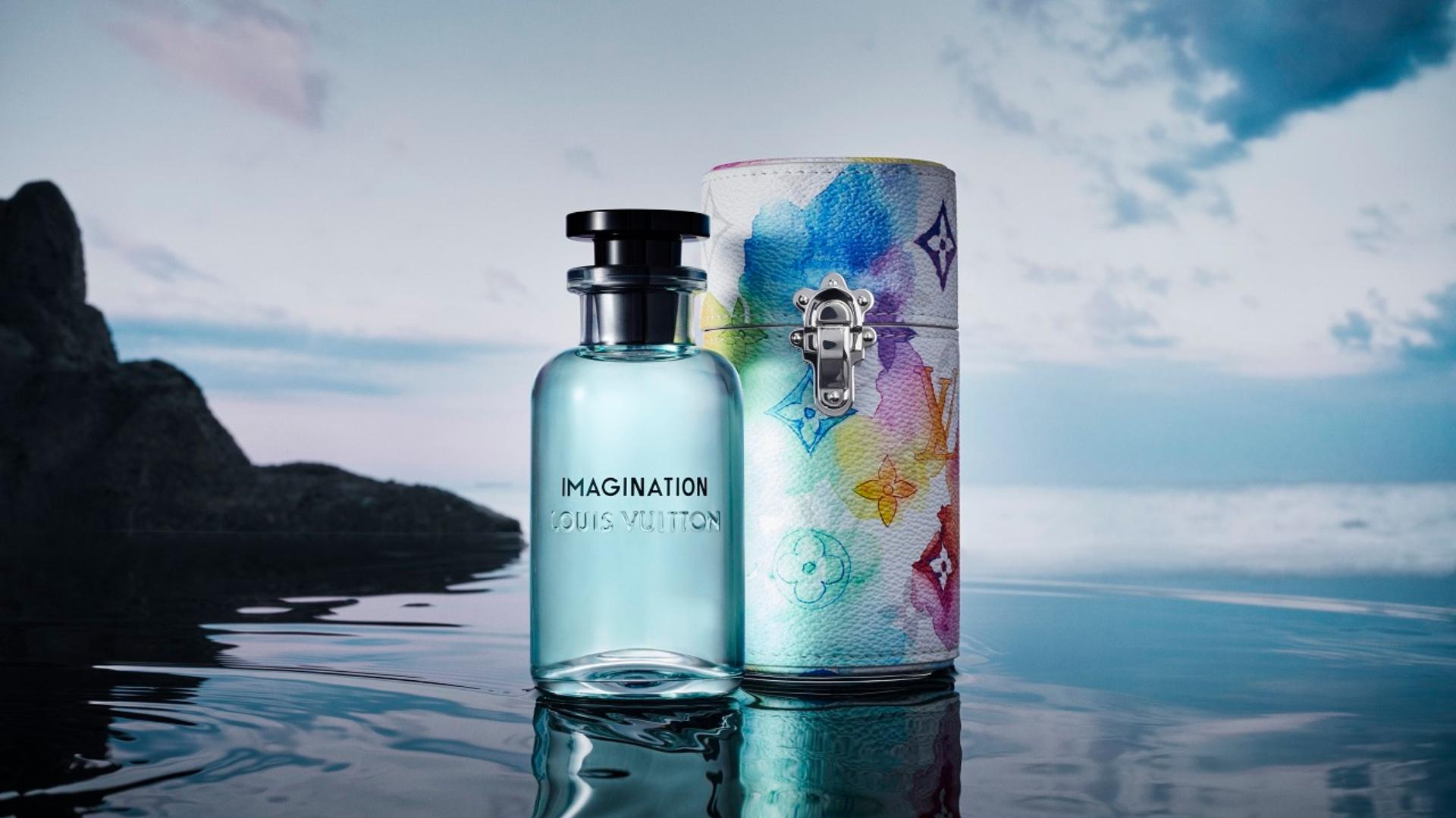 """""""Imagination"""": el nuevo perfume de Louis Vuitton"""