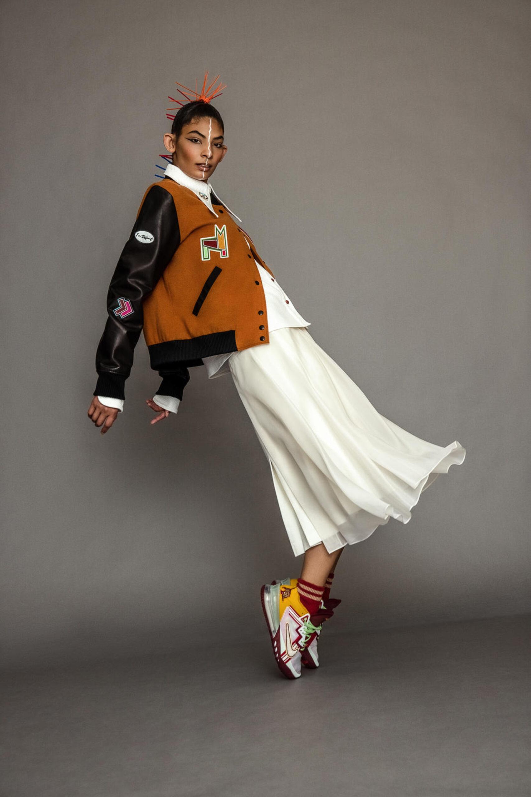 Nike por Mimi Plange: Así son las LeBron 18 Low