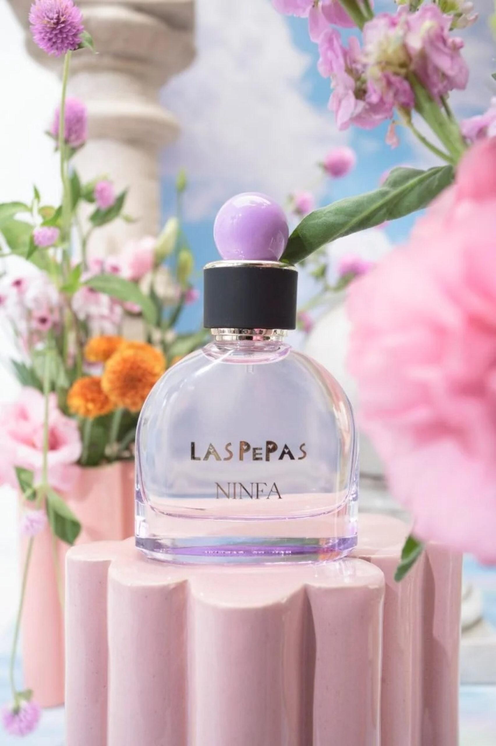 """""""Ninfa"""" y """"Mito"""", dos nuevos perfumes de Las Pepas"""