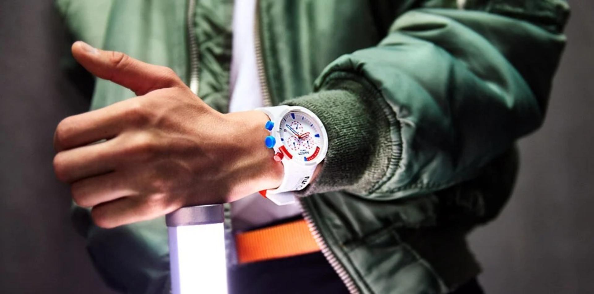 Swatch lanzó una nueva colección de relojes inspirados en la NASA