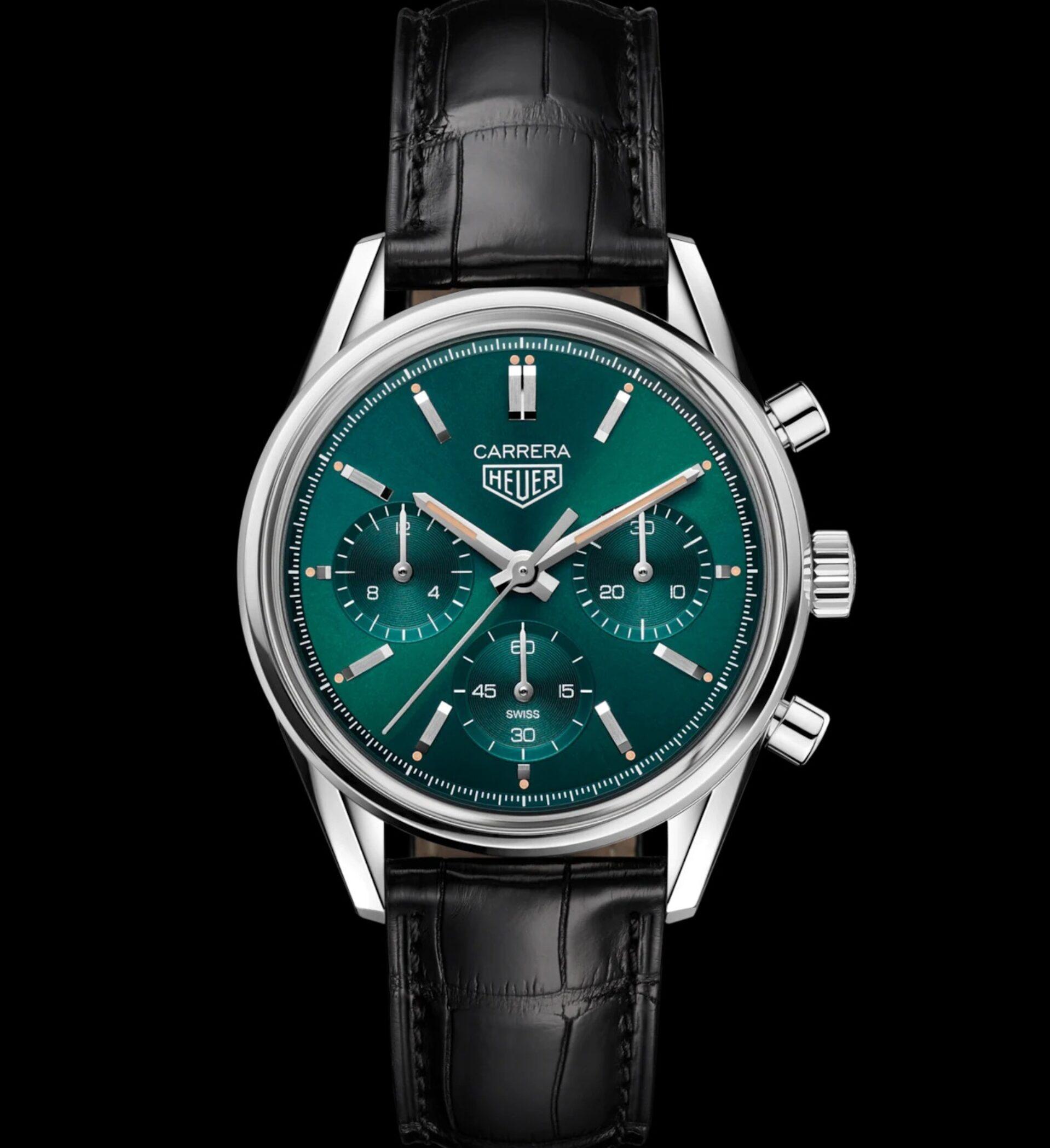 Carrera Green Special Edition el nuevo reloj de Tag Heuer