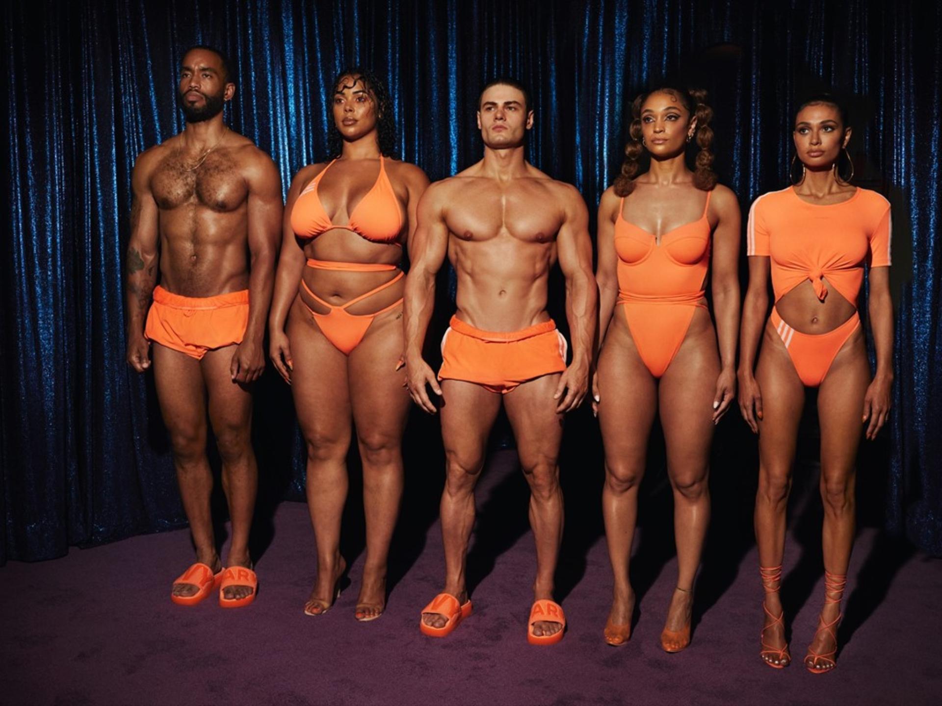 Adidas x Ivy Park: Una cápsula de trajes de baño
