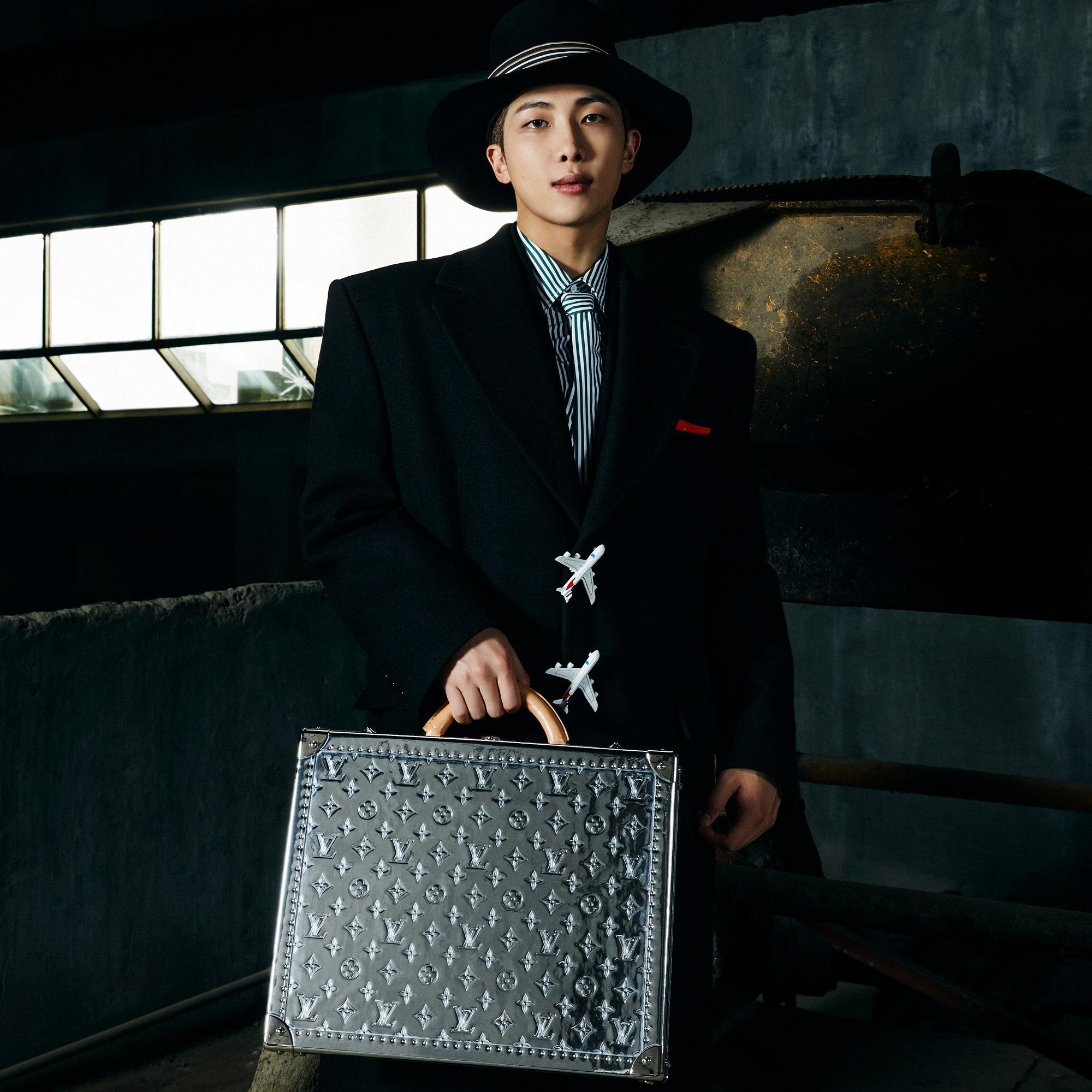 La nueva campaña de Louis Vuitton Men