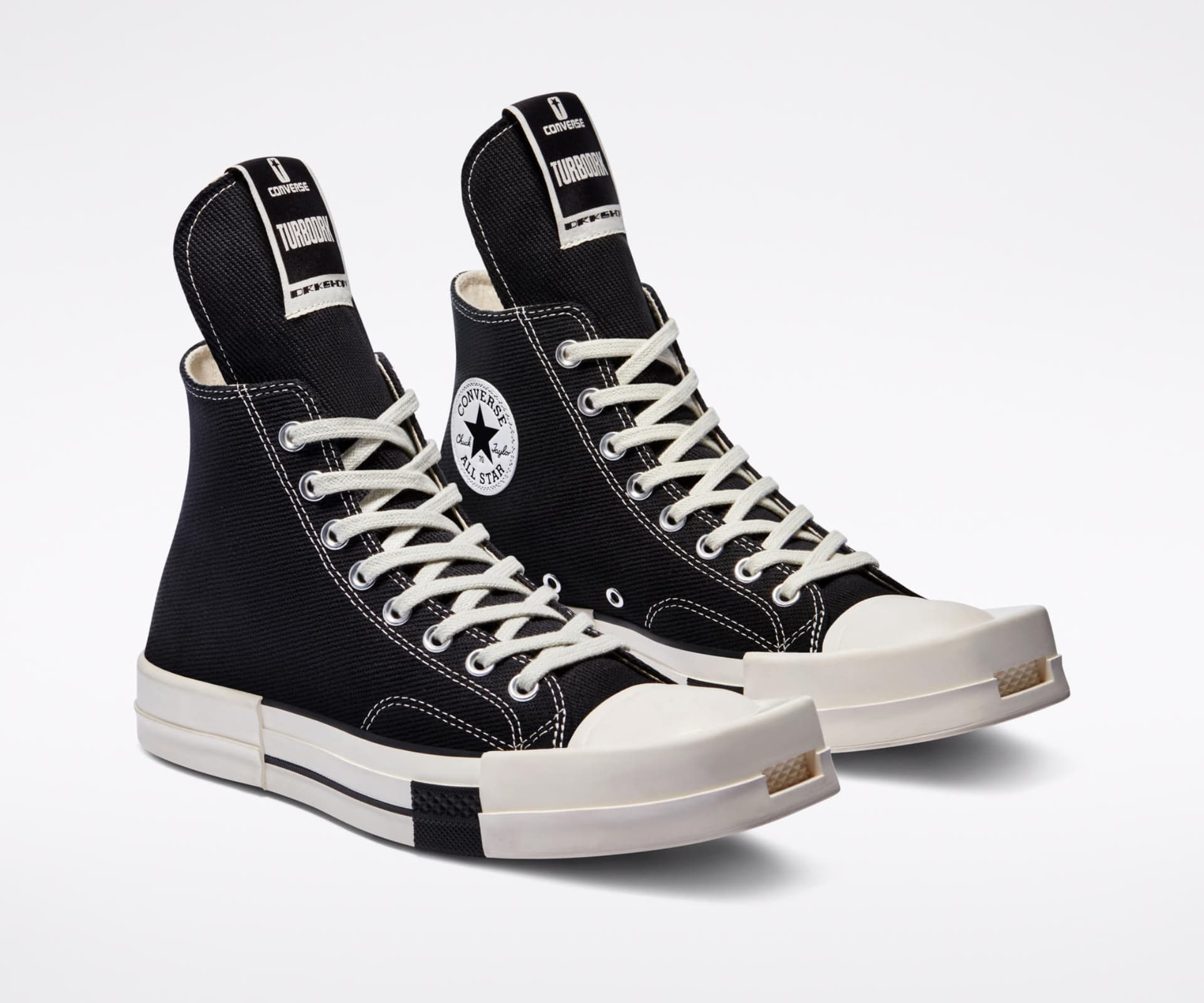 Converse y Rick Owens Así son las nuevas zapatillas