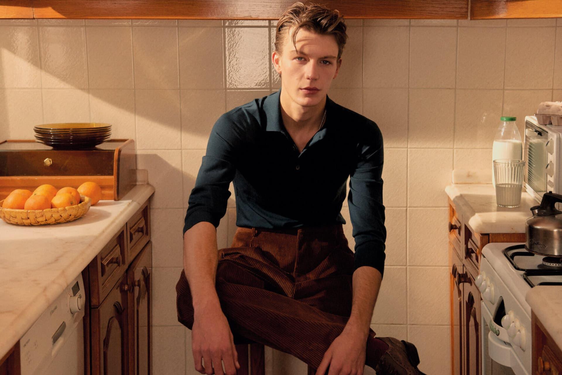 Finnlay Davis el modelo más elegido por las firmas