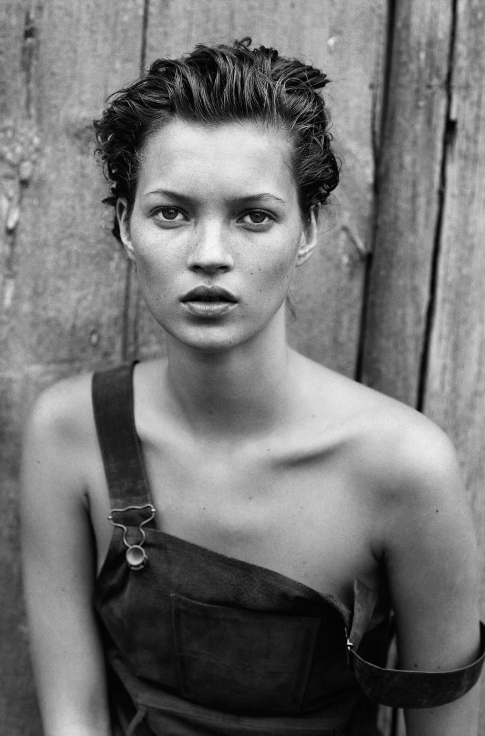 """Zara lanzó """"Tribute"""", una colección homenaje al fotógrafo Peter Lindbergh"""