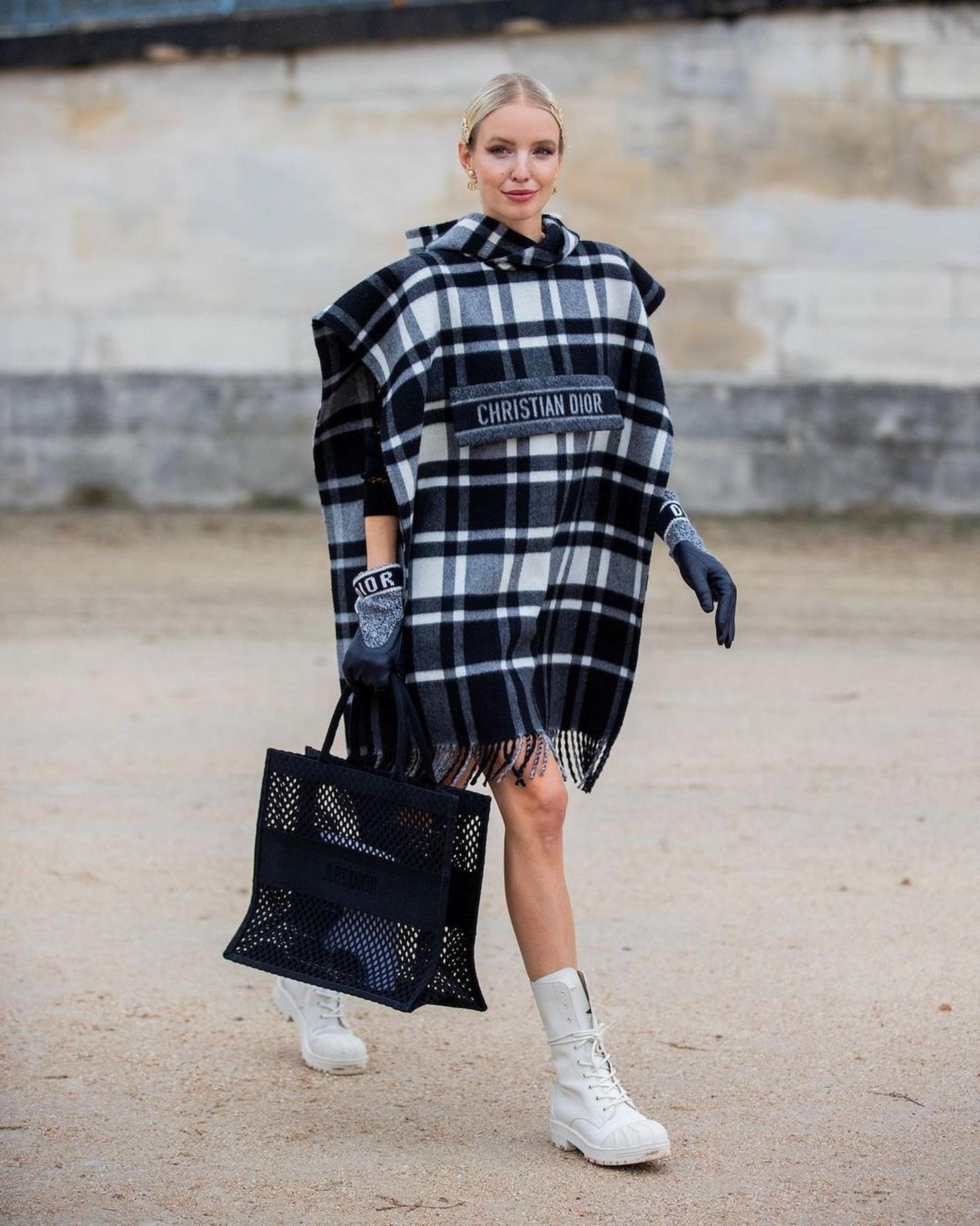 Leonie Hanne, la modelo e influencer de moda