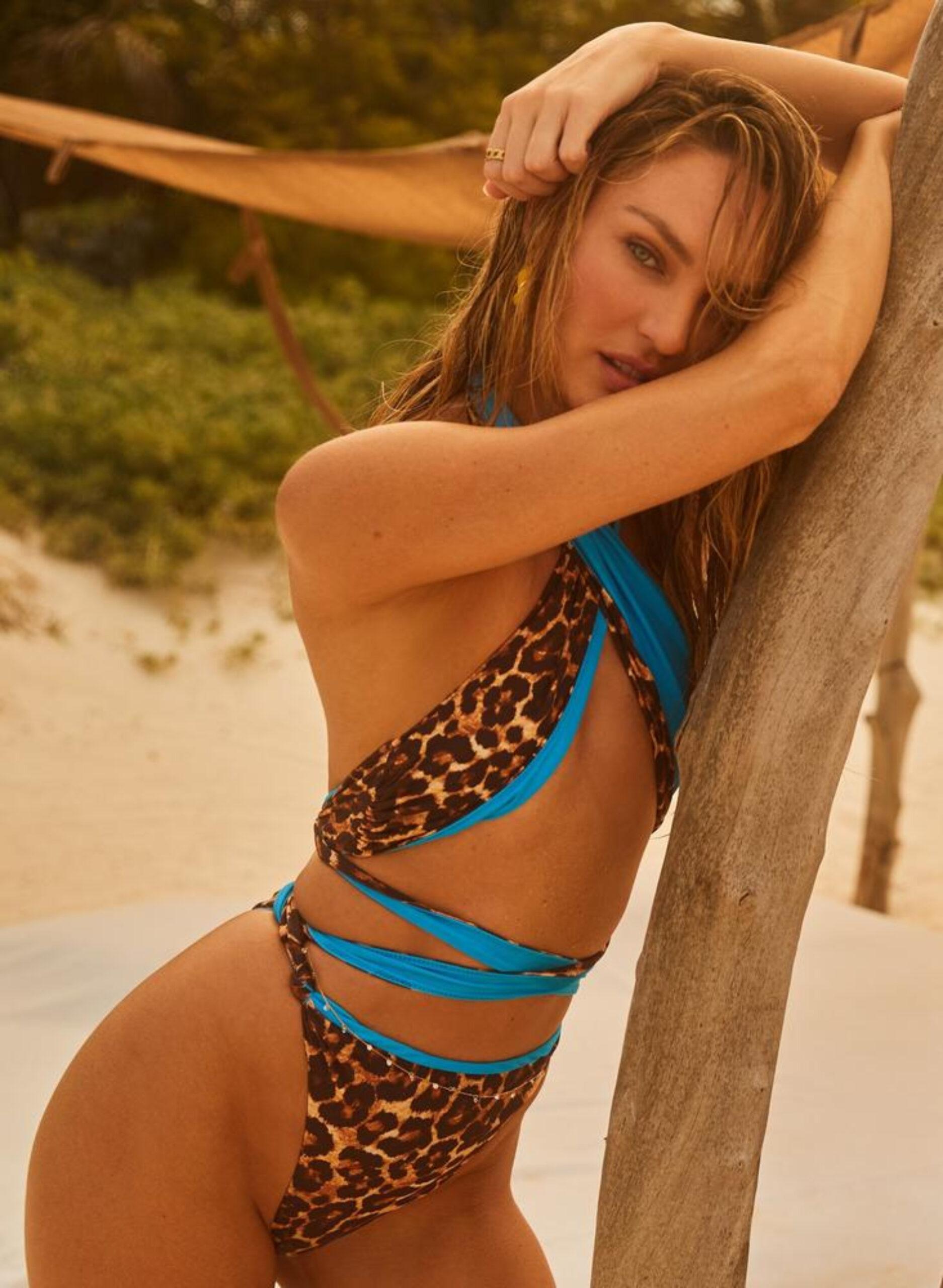 Candice Swanepoel: una de las modelos más exitosas