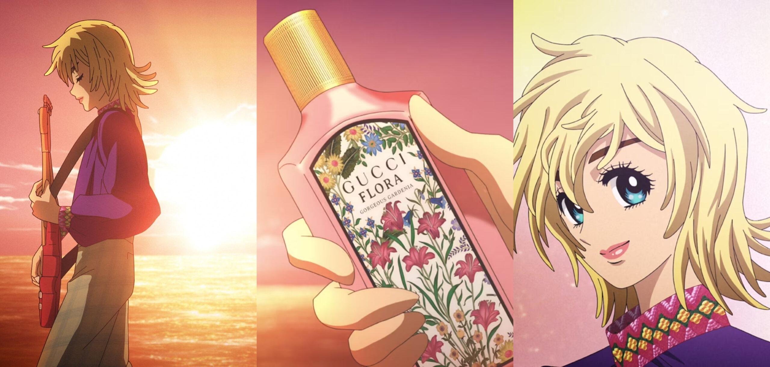 """Miley Cyrus es la cara del perfume """"Flora Gorgeous Gardenia"""" de Gucci"""