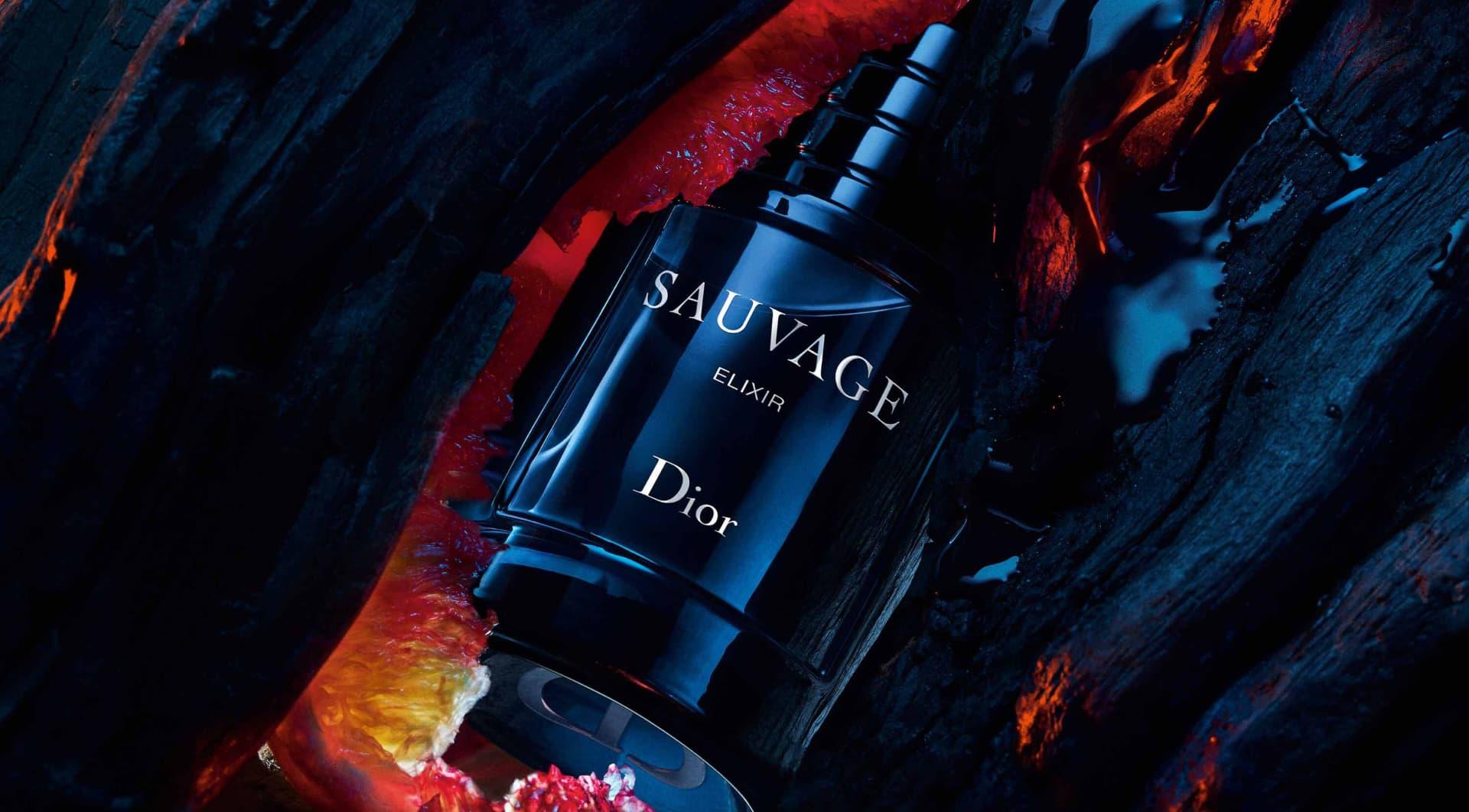 Sauvage Elixir el nuevo perfume para hombres de Dior