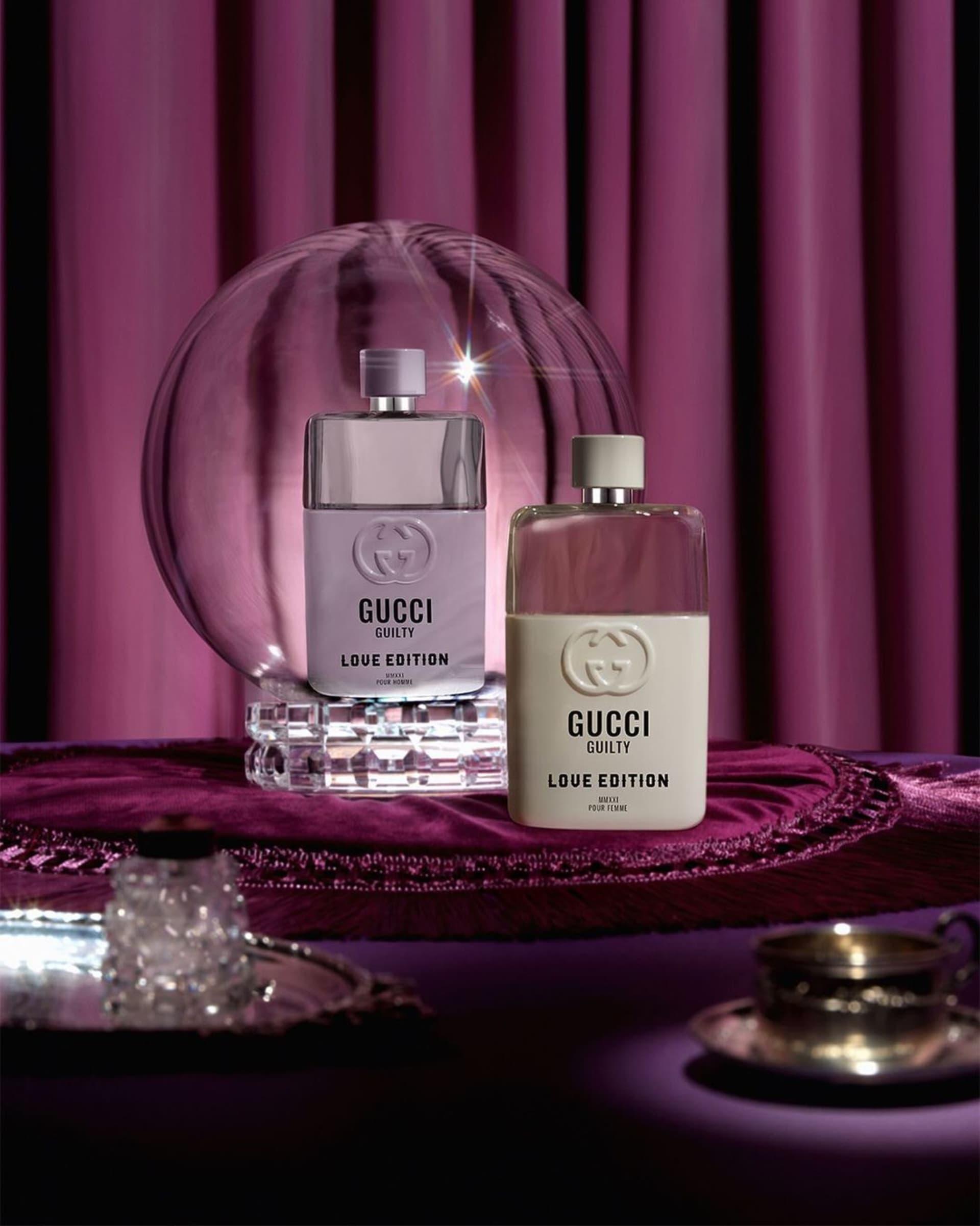Gucci Guilty Love, el nuevo perfume para hombres