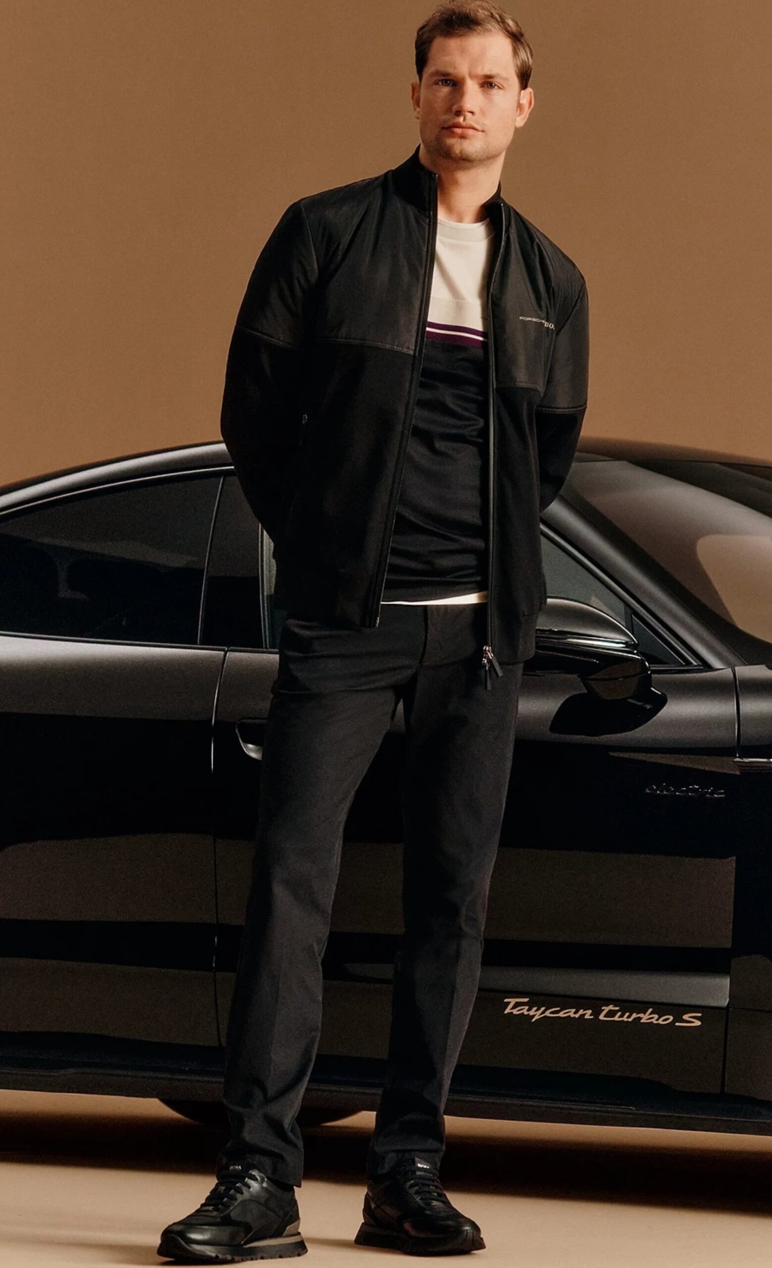 Hugo Boss x Porsche: así es la nueva colección invierno 2022