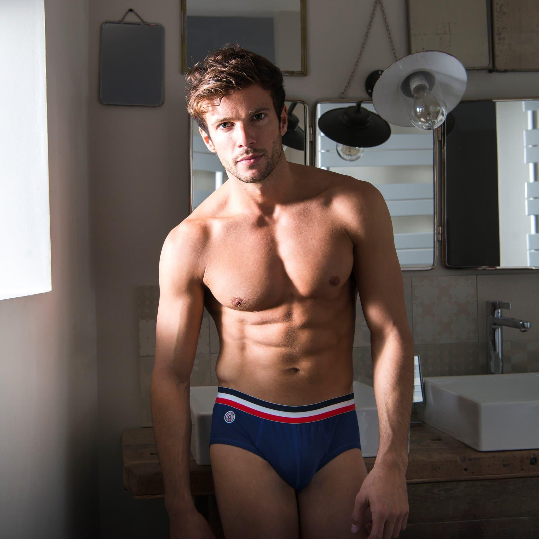 Hugo Philip, el modelo e influencer francés más sexy