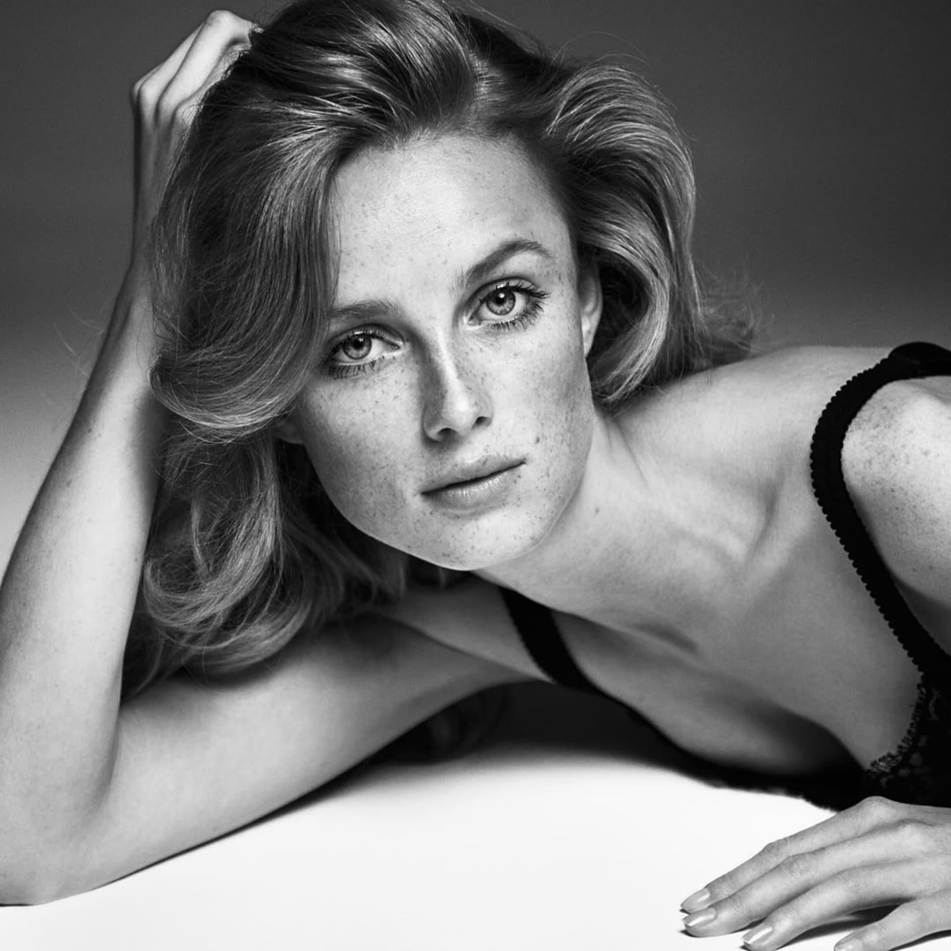 Rianne van Rompaey, la modelo holandesa del momento