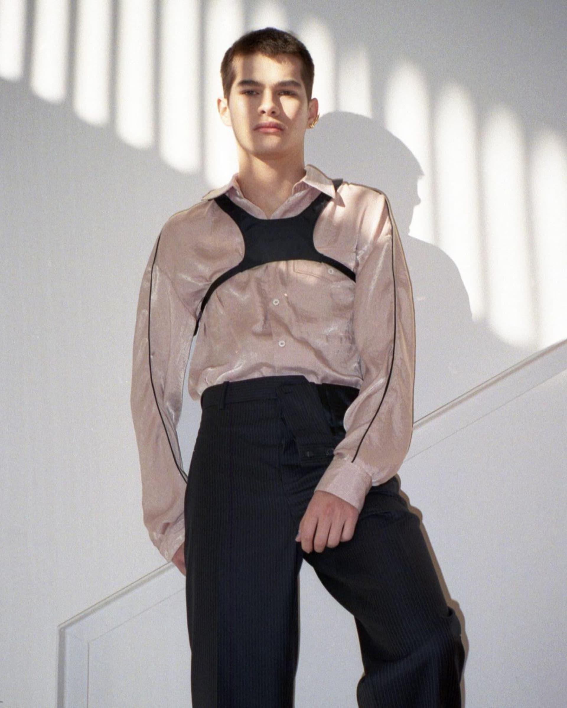 Alfredo Diaz, el modelo mexicano de las pasarelas internacionales