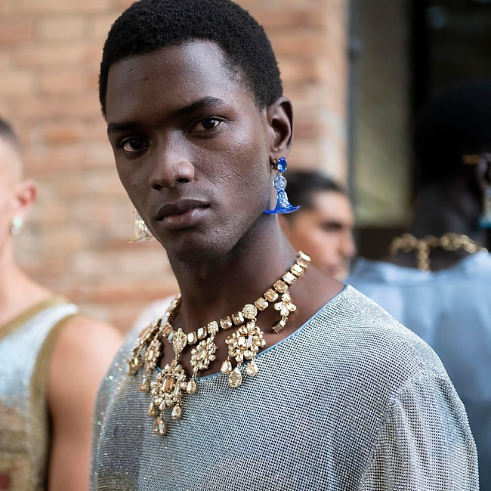 Dolce & Gabbana presentó su colección de Alta Moda 2022