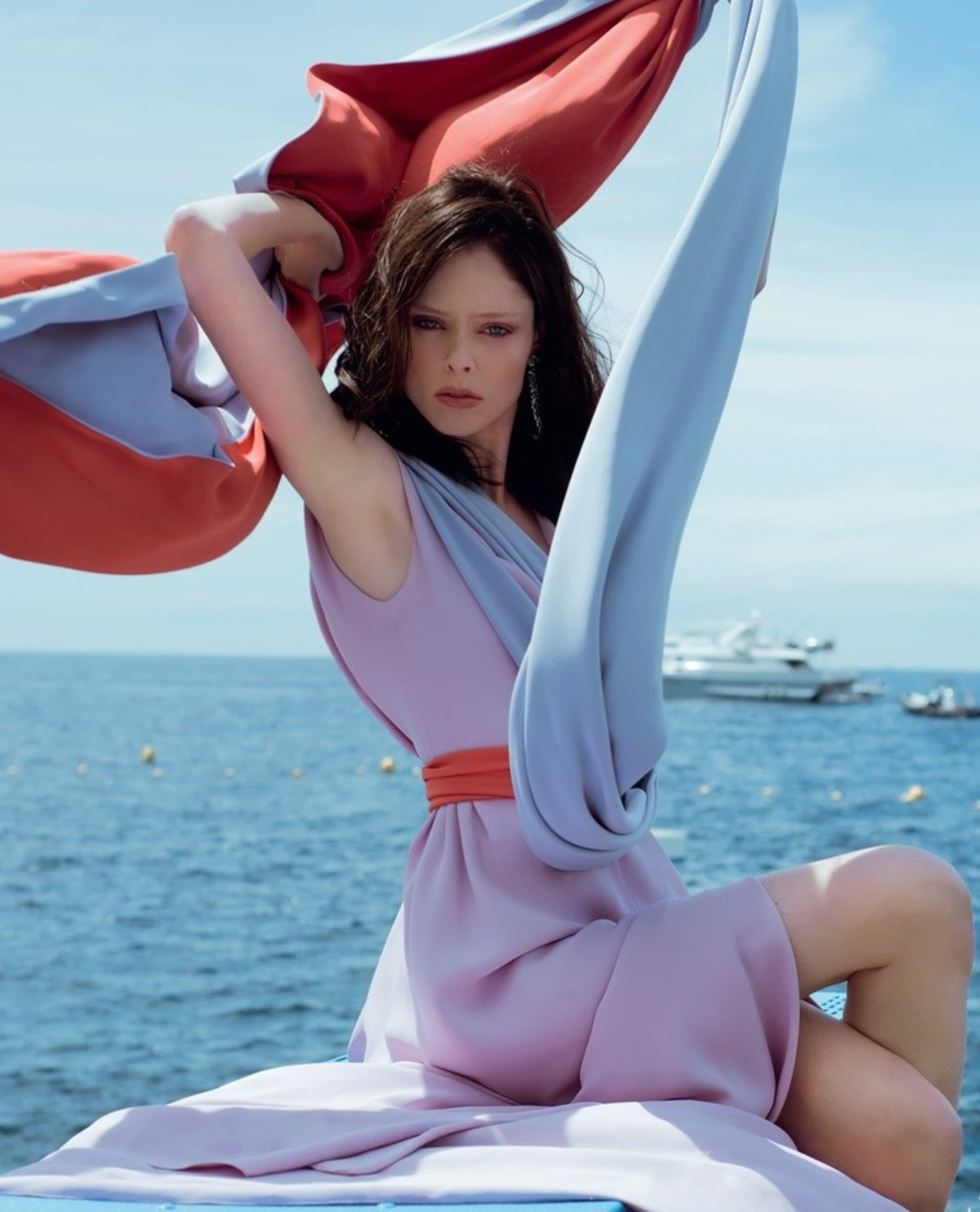 Coco Rocha, la modelo canadiense que sigue vigente