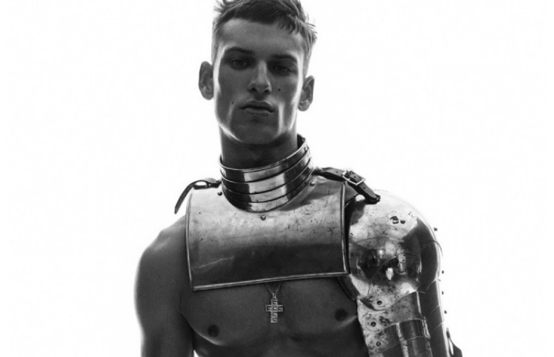 El modelo elegido por Paco Rabanne