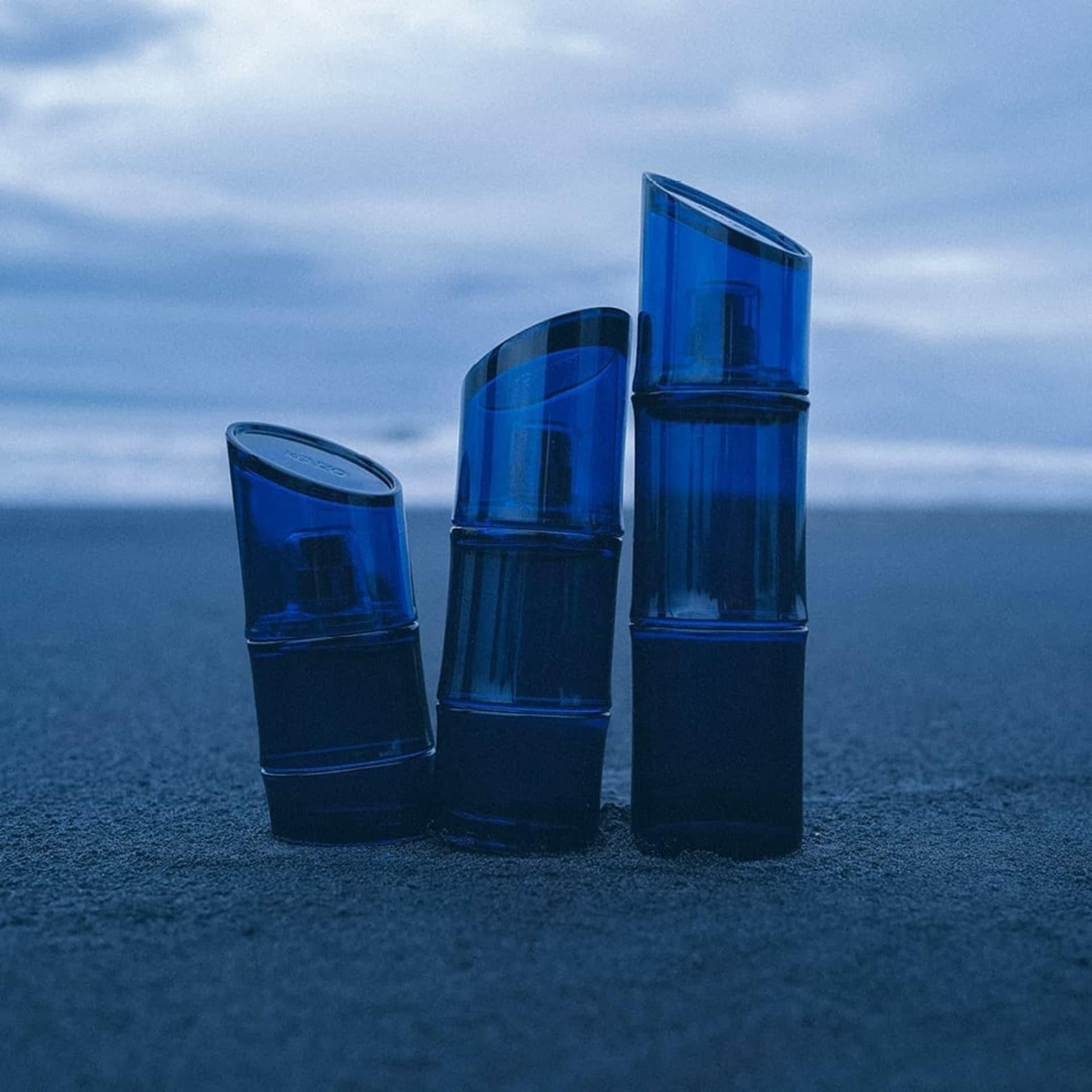 Kenzo Homme, el nuevo perfume para hombres de Kenzo