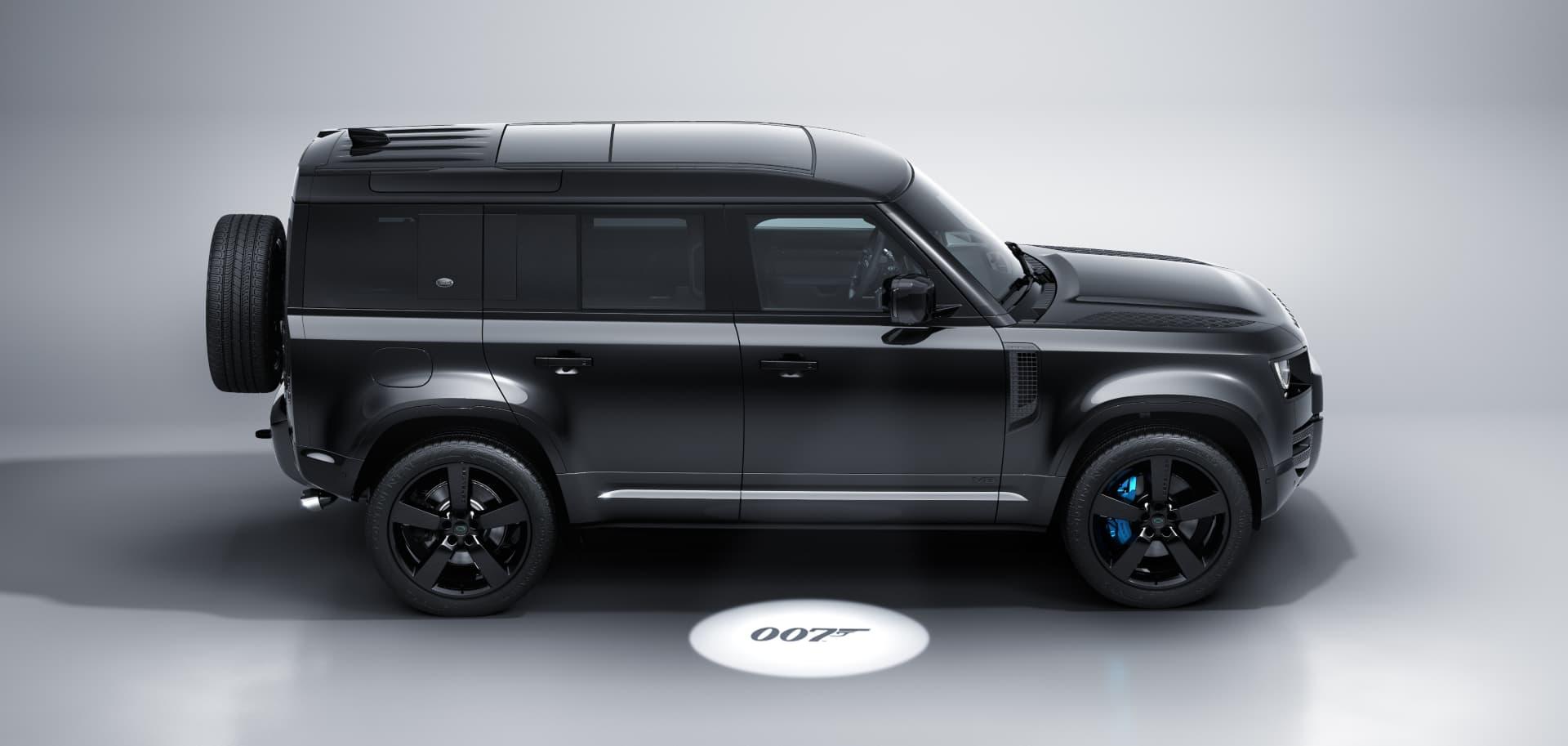 La nueva camioneta de Land Rover