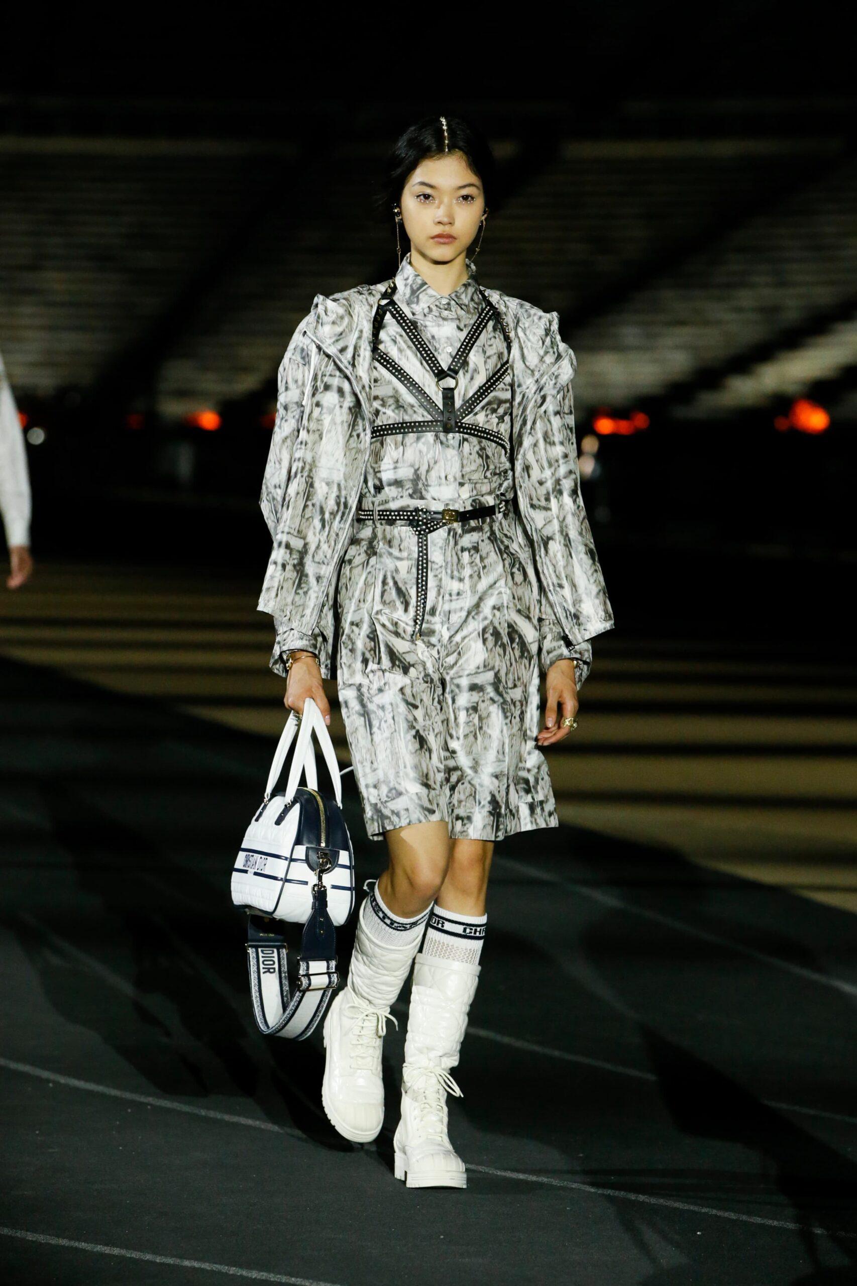 Mika Schneider, la modelo japonesa de la actualidad