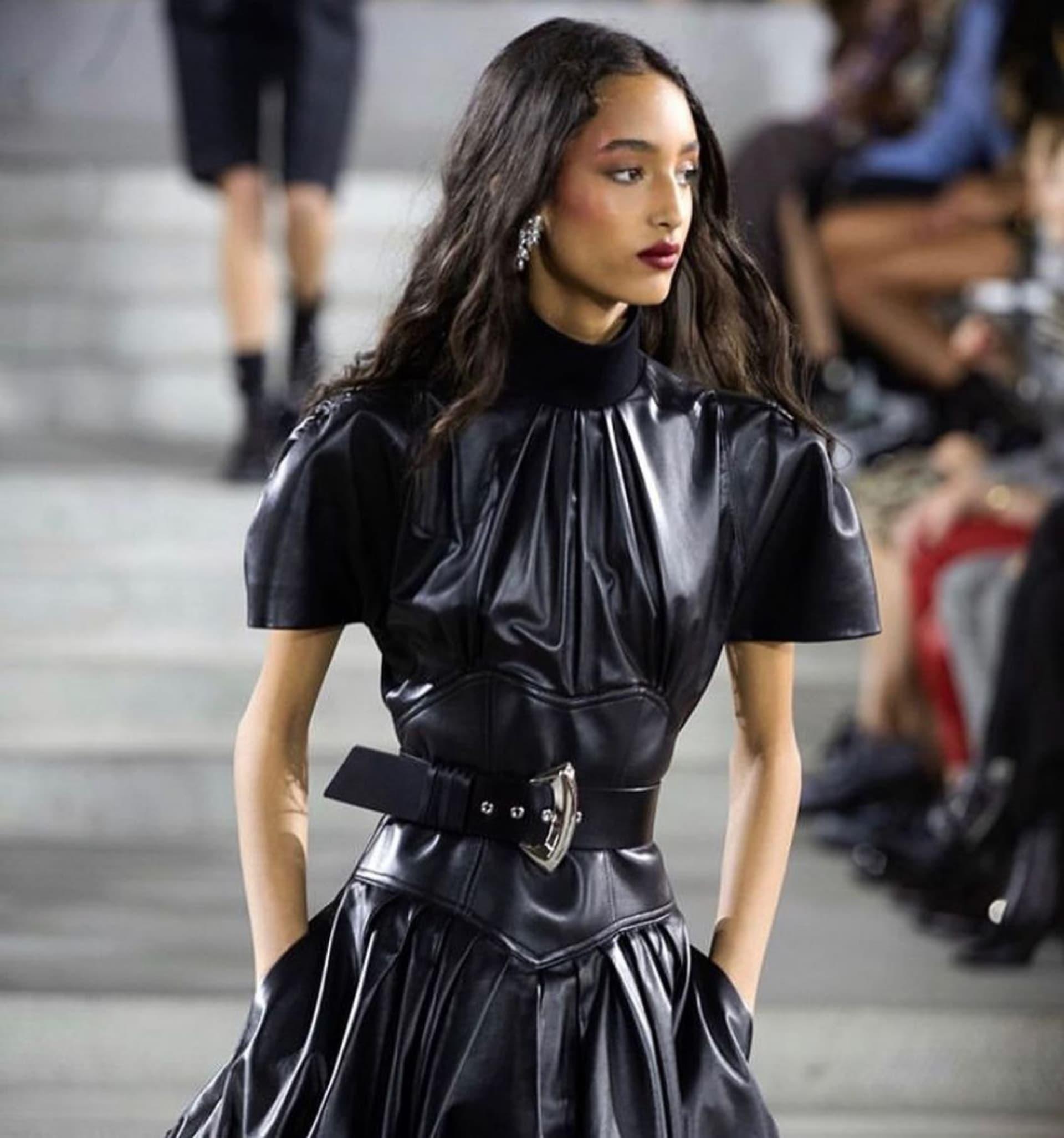 Mona Tougaard, la modelo más convocada de las pasarelas