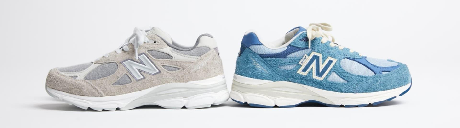 New Balance x Levi's vuelve al mercado con un modelo 990v3 que tiene todo para lograr posicionarse como una de las zapatillas del año