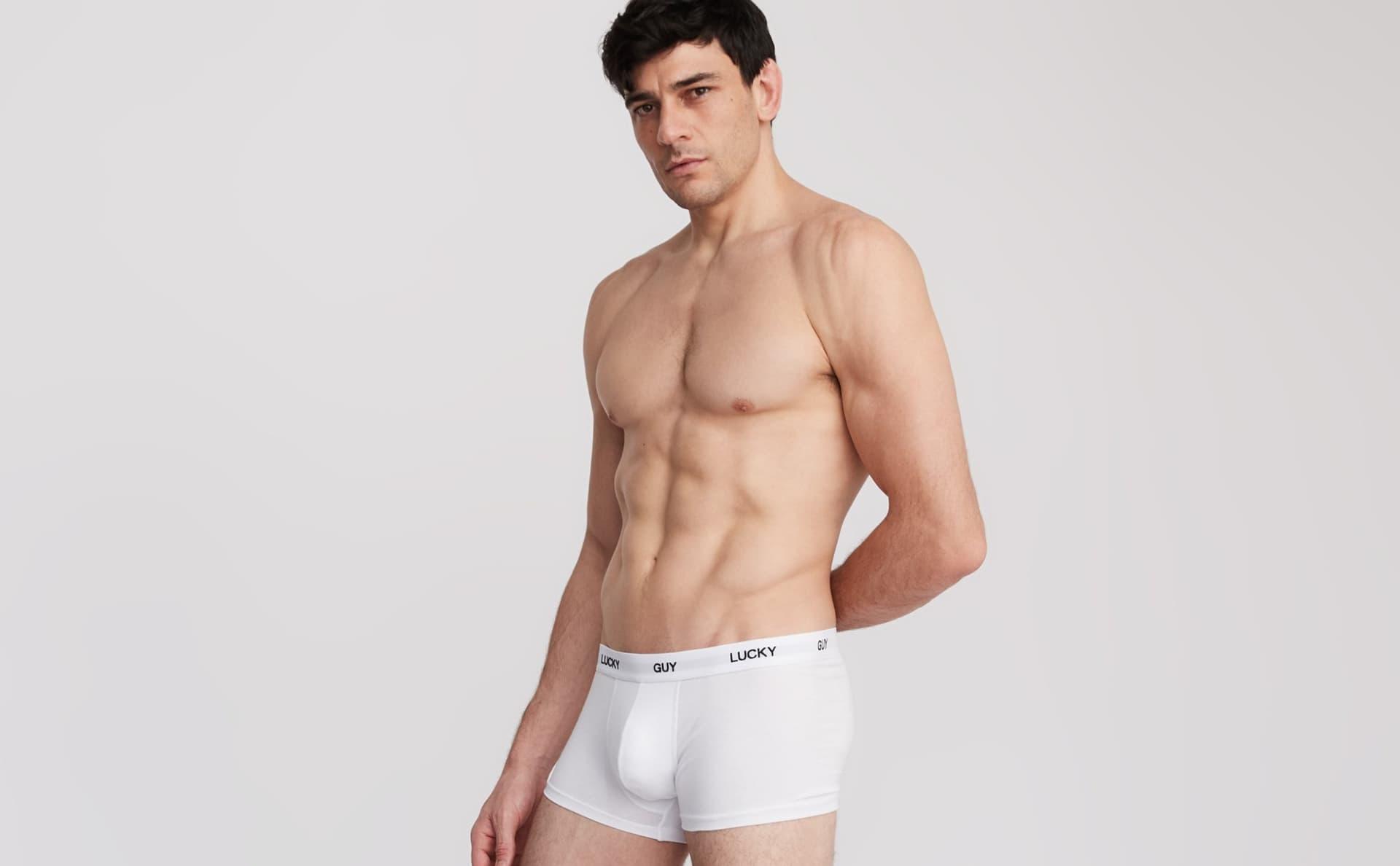 Cinco marcas de ropa interior para hombres